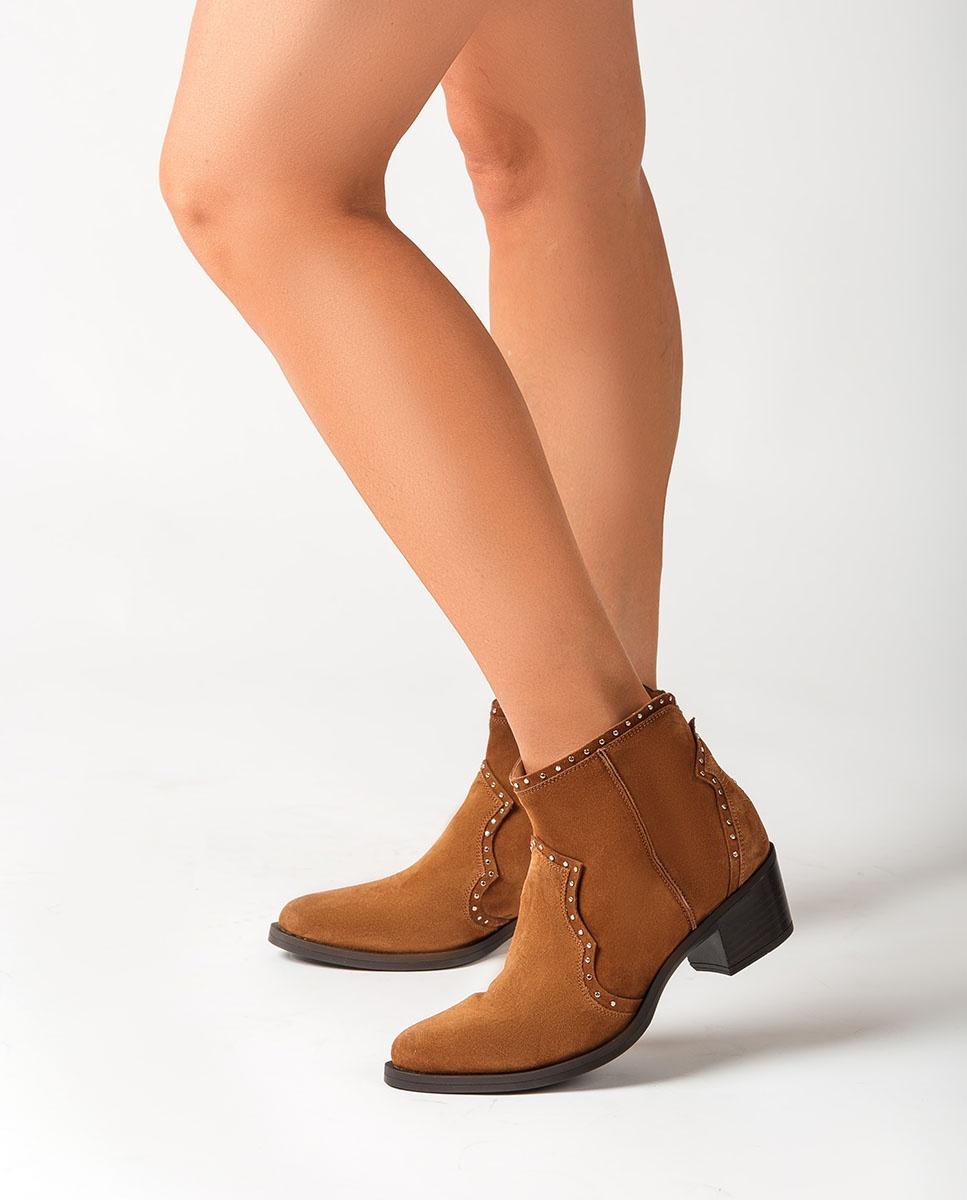 UNISA Cowboy-Boots mit Nieten GINETA_BS ecian 5