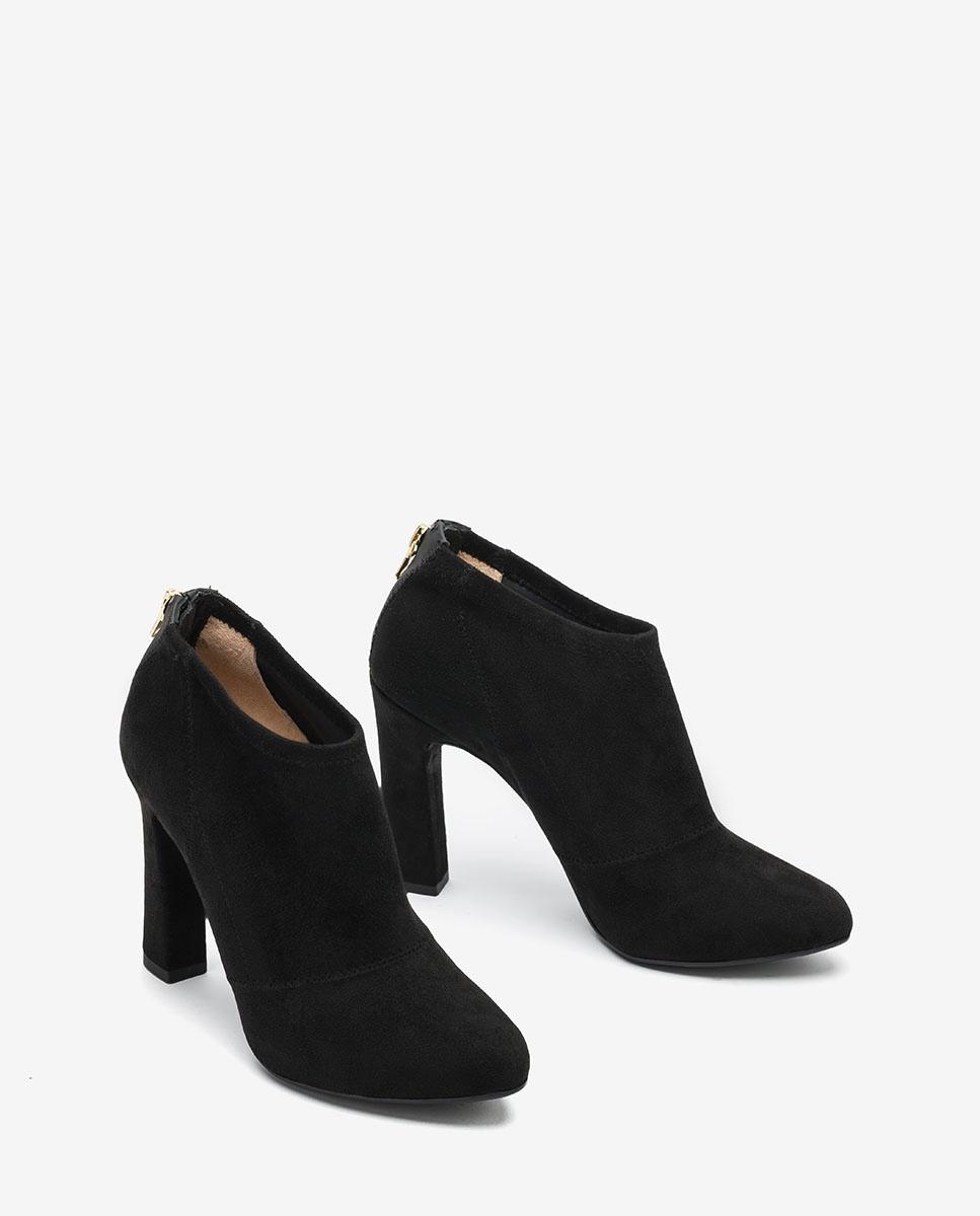 UNISA Schwarze Ankle-Boots PERE_STL black 5