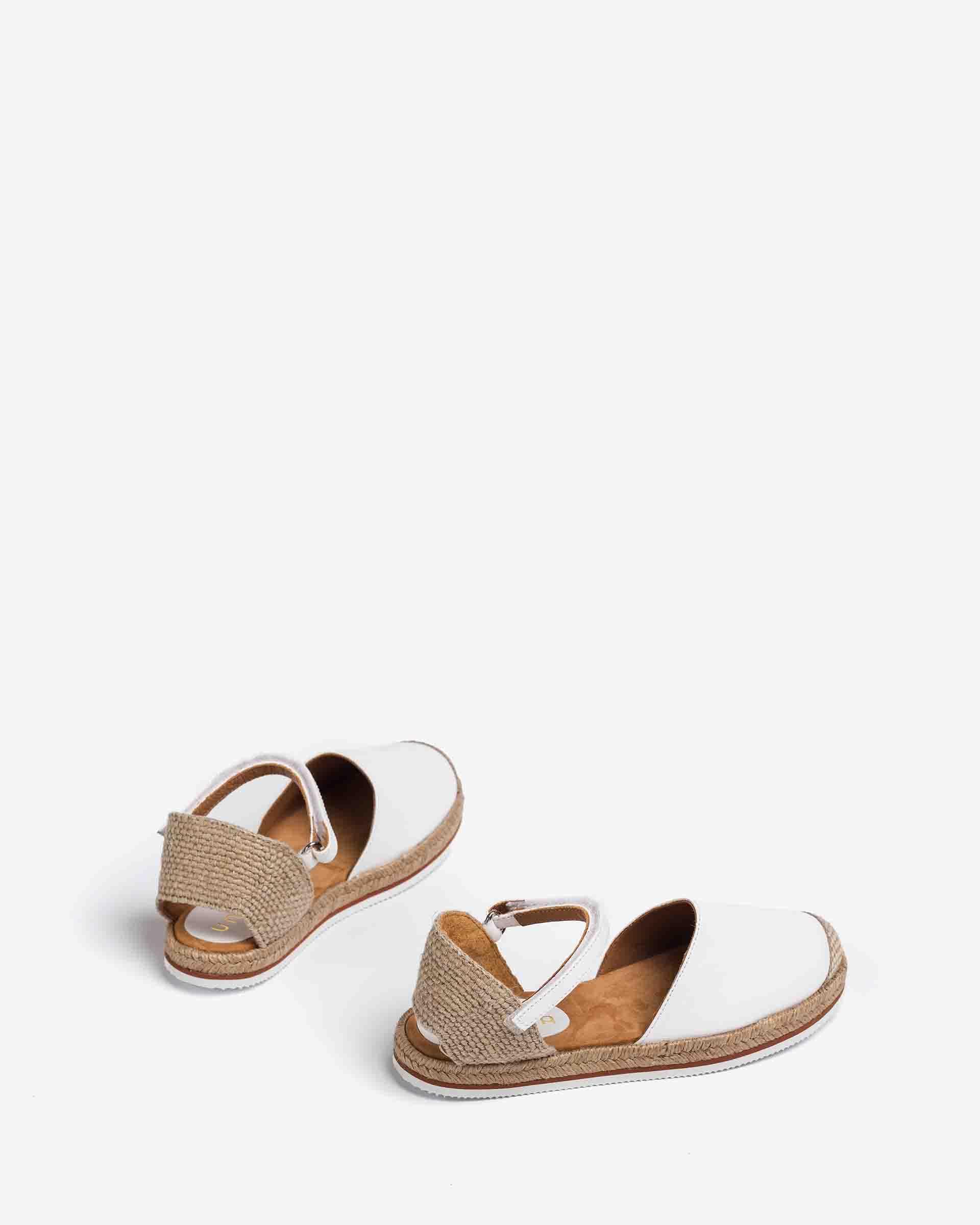 UNISA Leder-Espadrilles für Mädchen YADIRA_21_NT 5