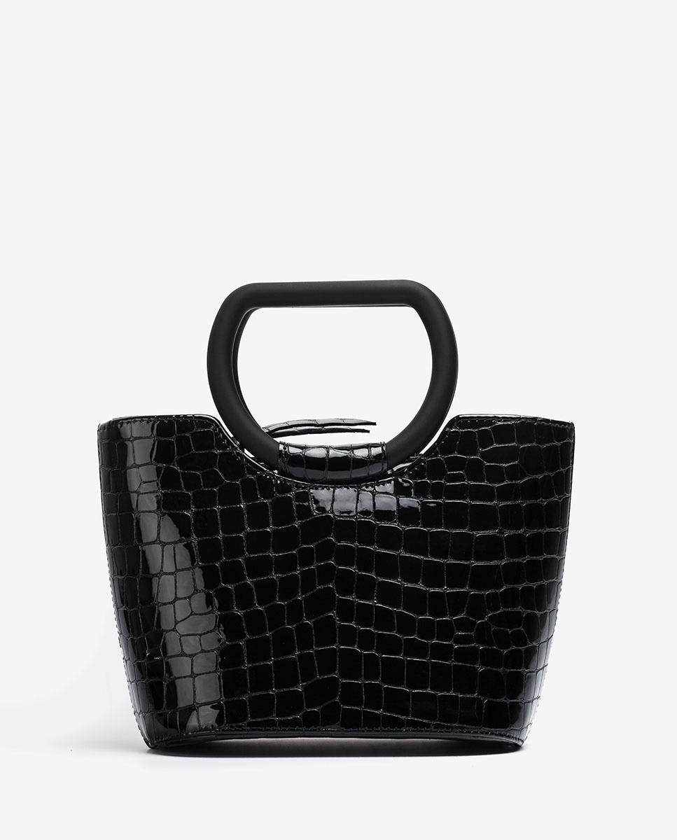 Unisa Handtaschen ZBADET_CSH black