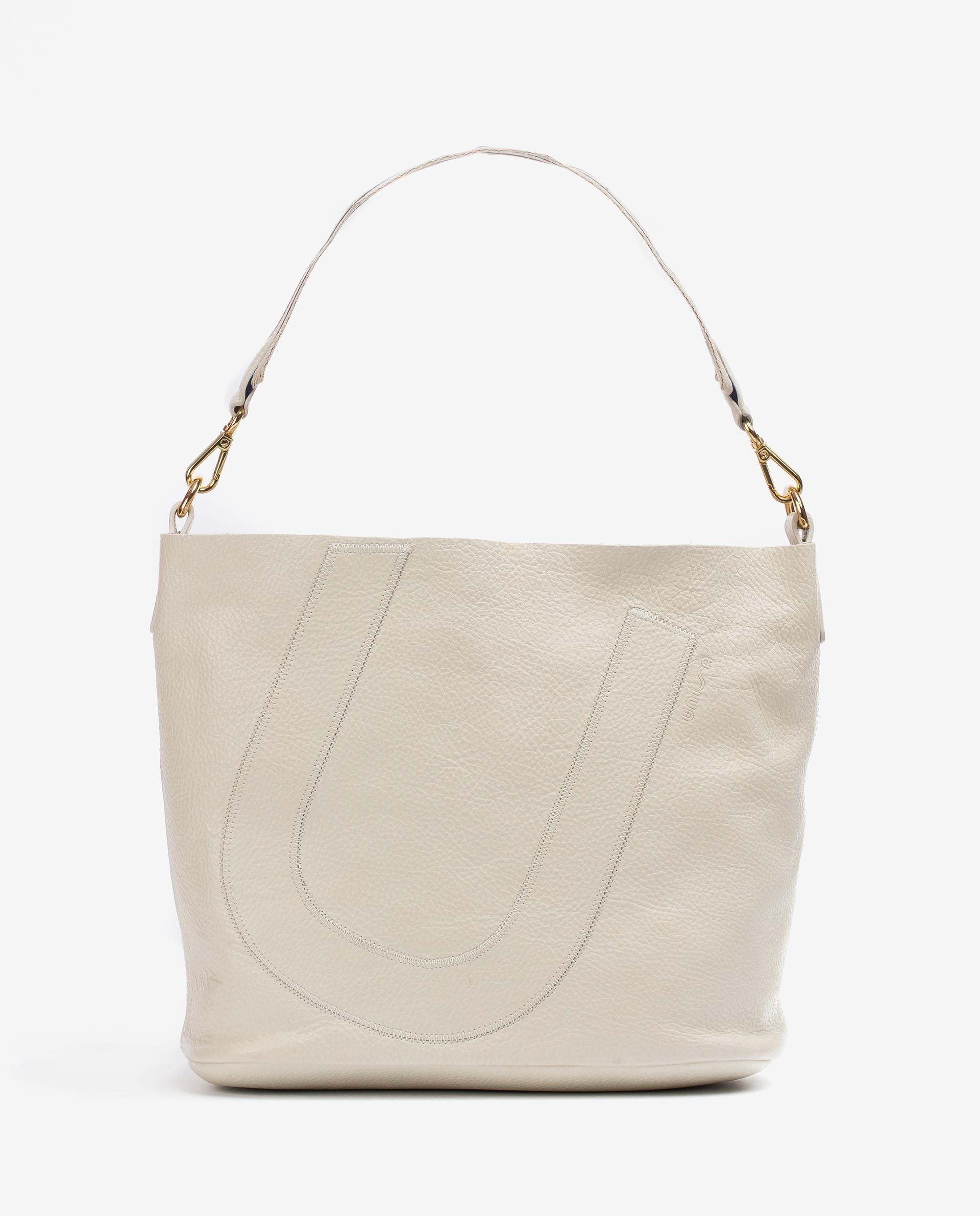 UNISA Shopper aus Leder ZUNI_MM 5