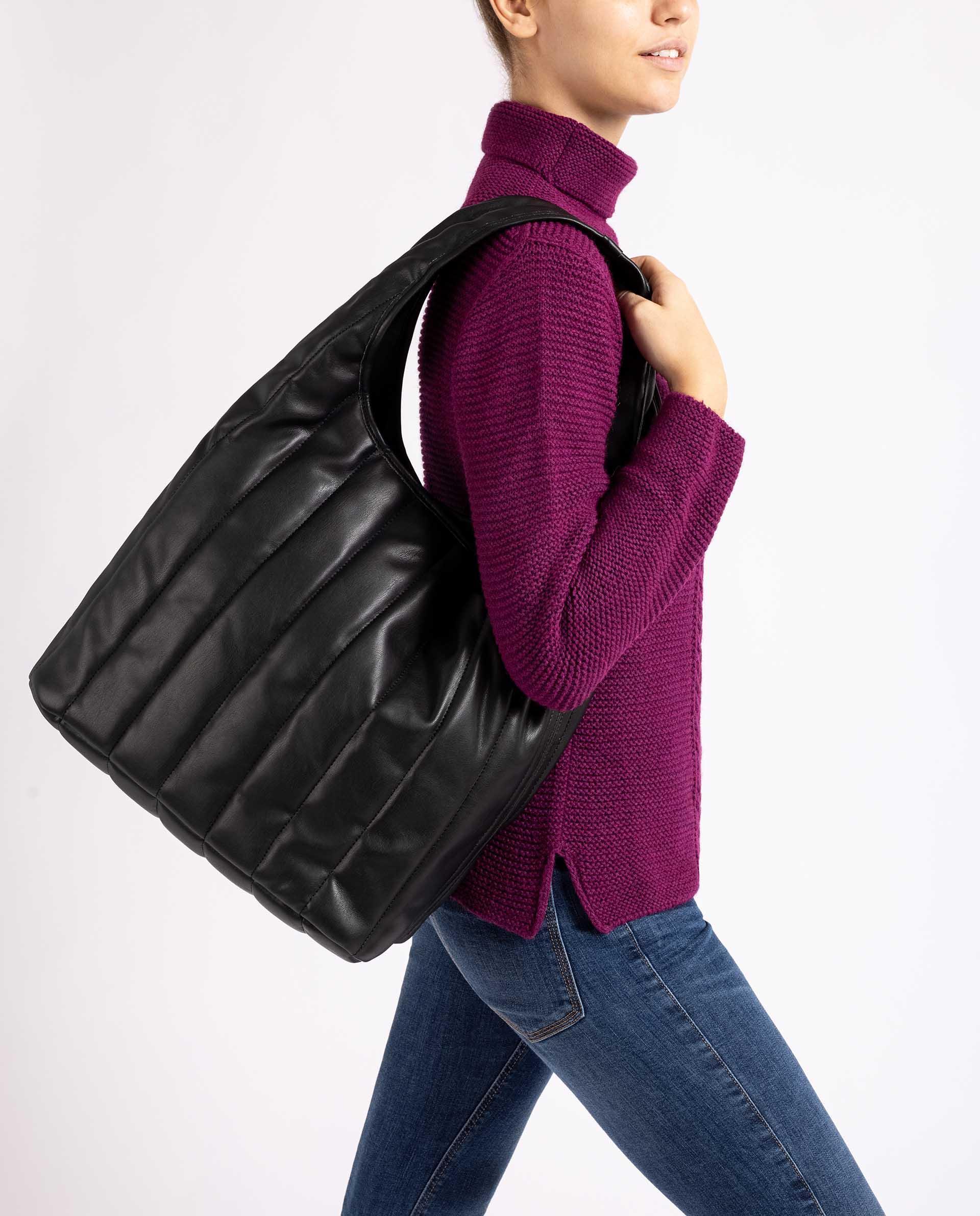 Unisa Große Handtaschen ZLIONE_SUP black