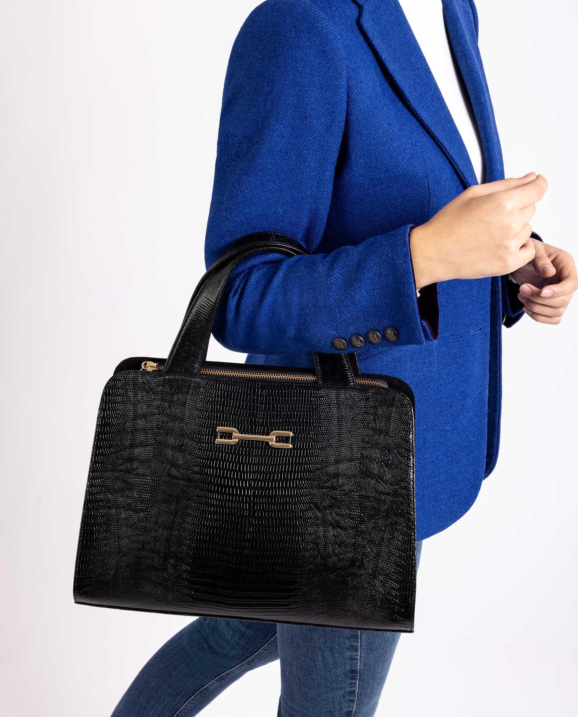 Unisa Große Handtaschen ZNADINE_LU black