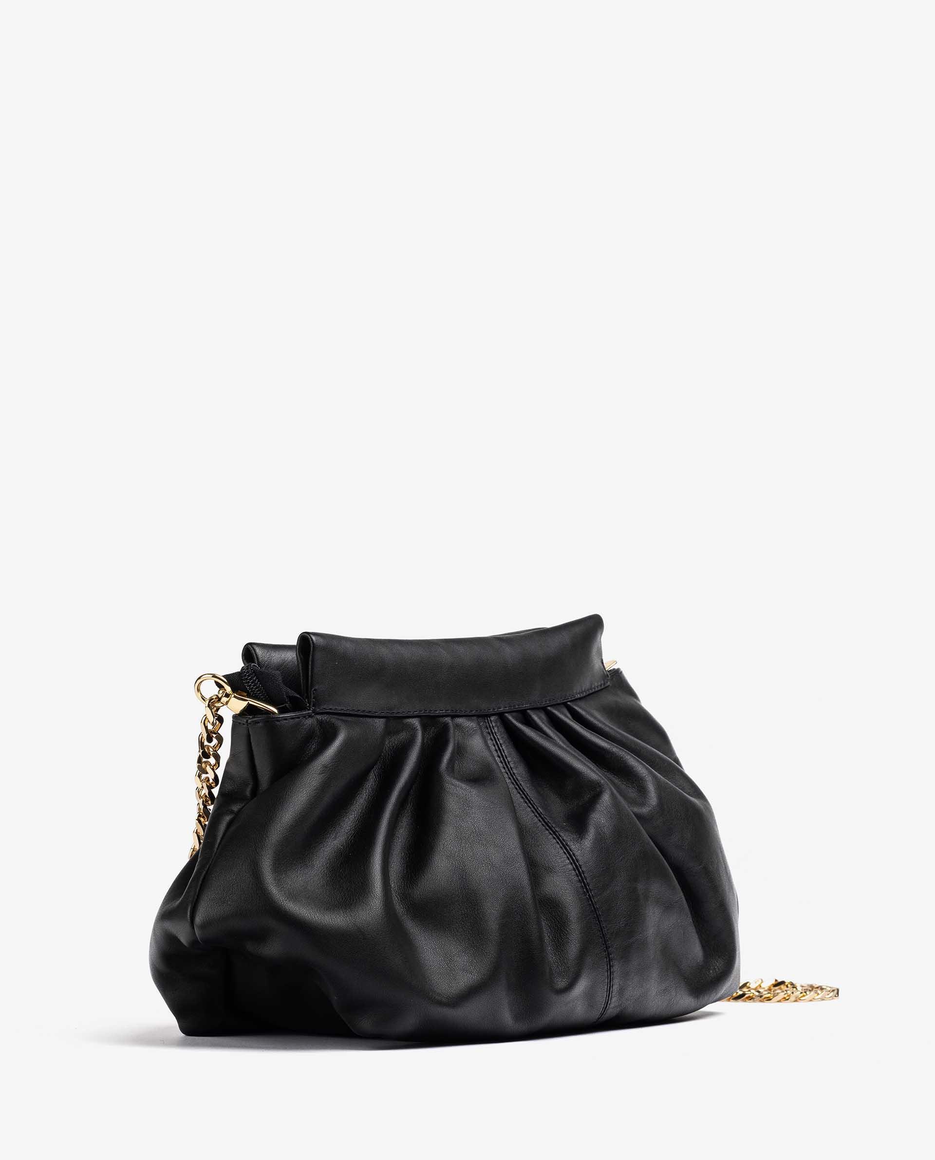 UNISA Mittelgroße Tasche mit Metallkette ZDIANCA_NT 5