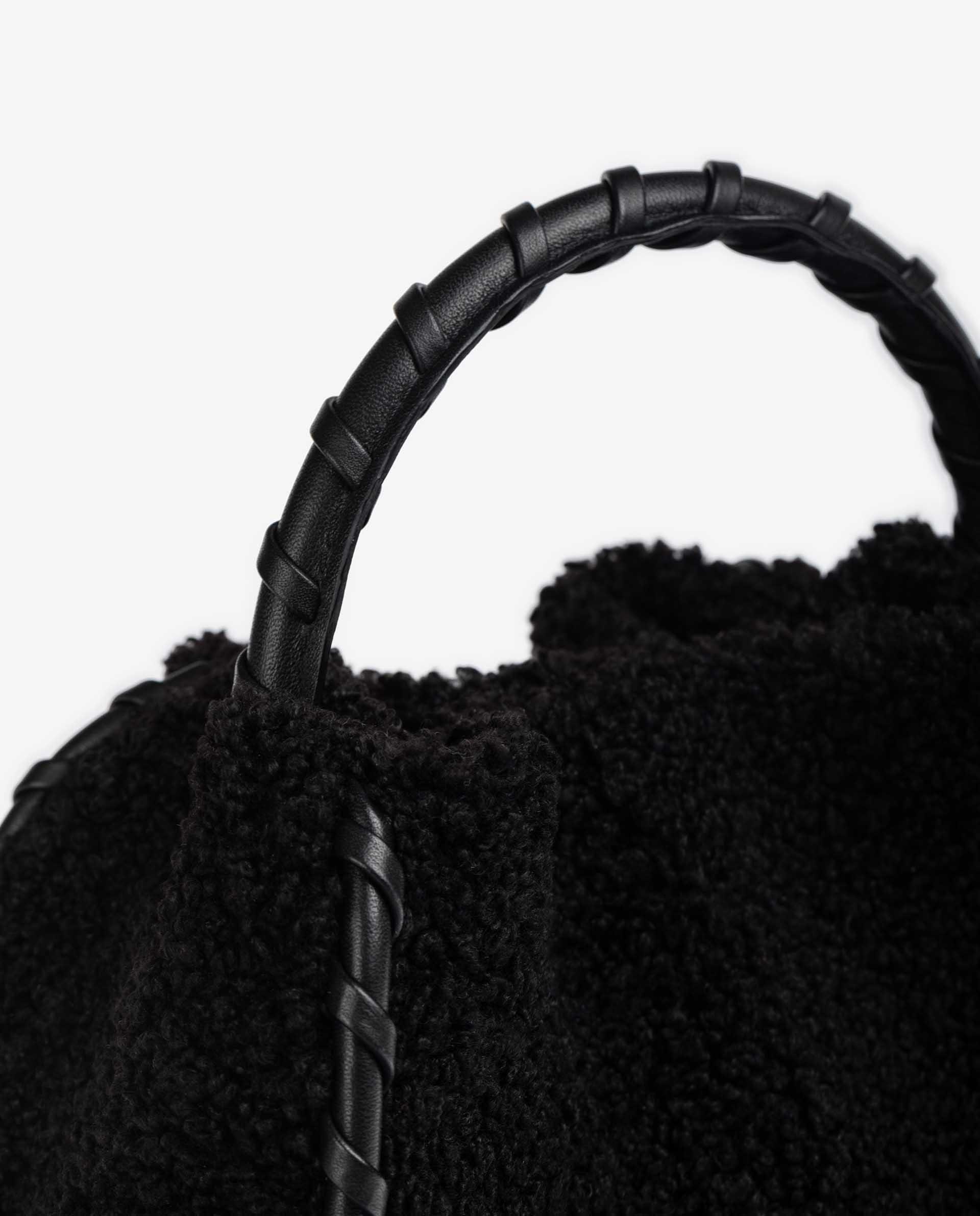 Unisa Mittelgroße Taschen ZDOSA_EWE black