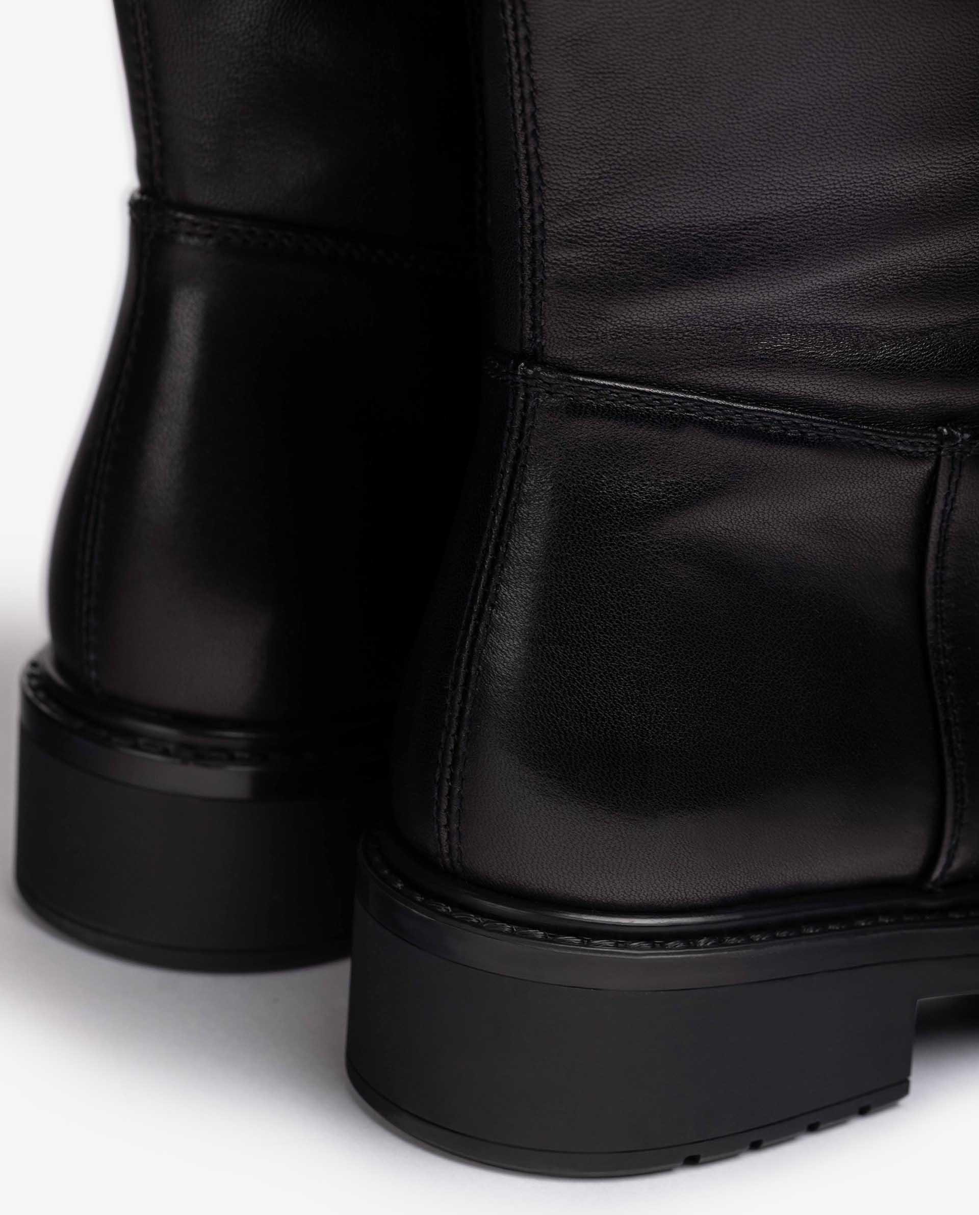 Unisa Stiefel ETAM_VU black