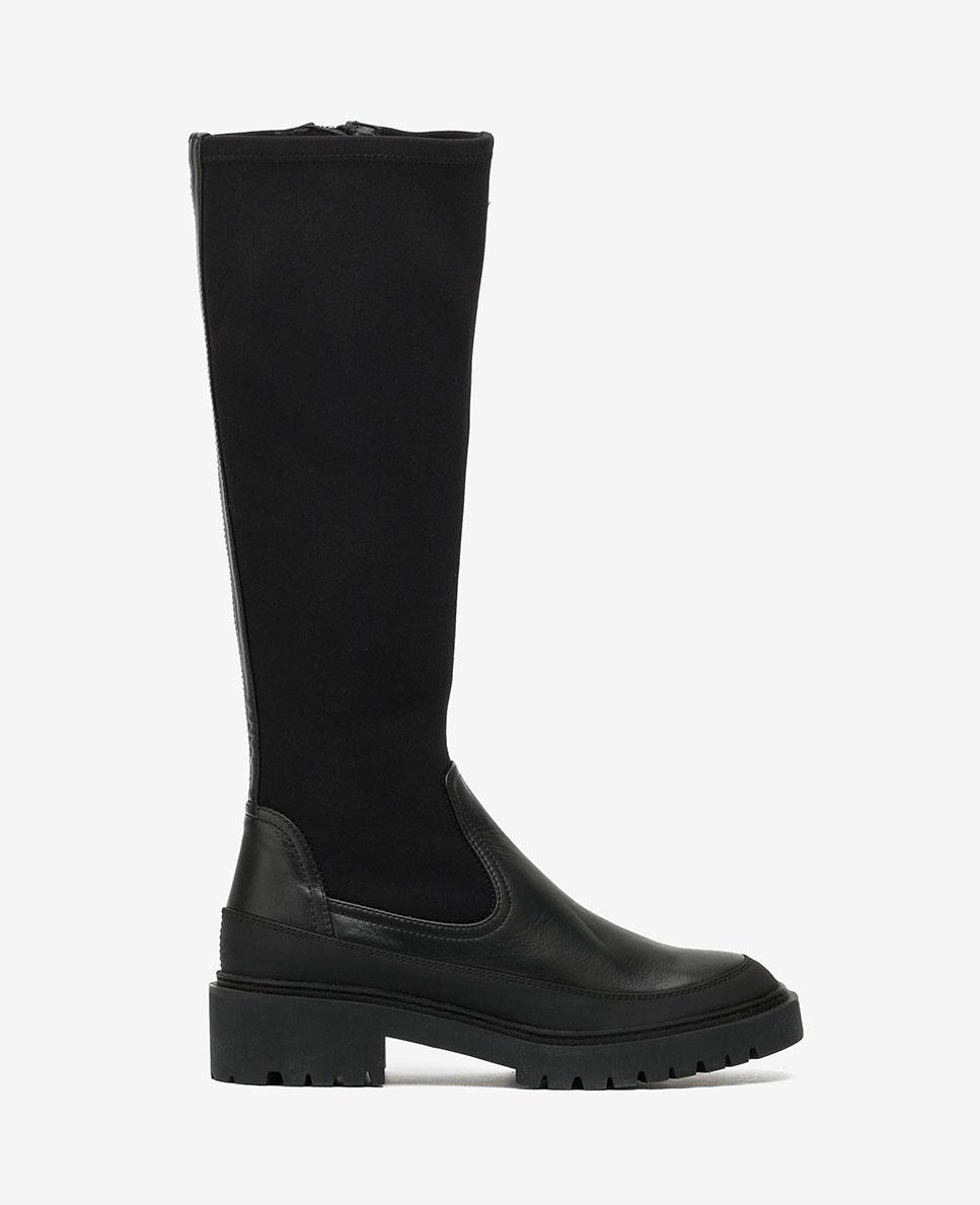 UNISA Trekking-Stiefel mit Kontrasteffekten GUIMPU_NF_SCU black 5