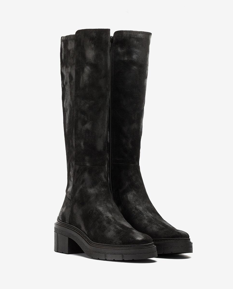UNISA Stiefel mit Trekking-Sohle JESICA_STG black 5