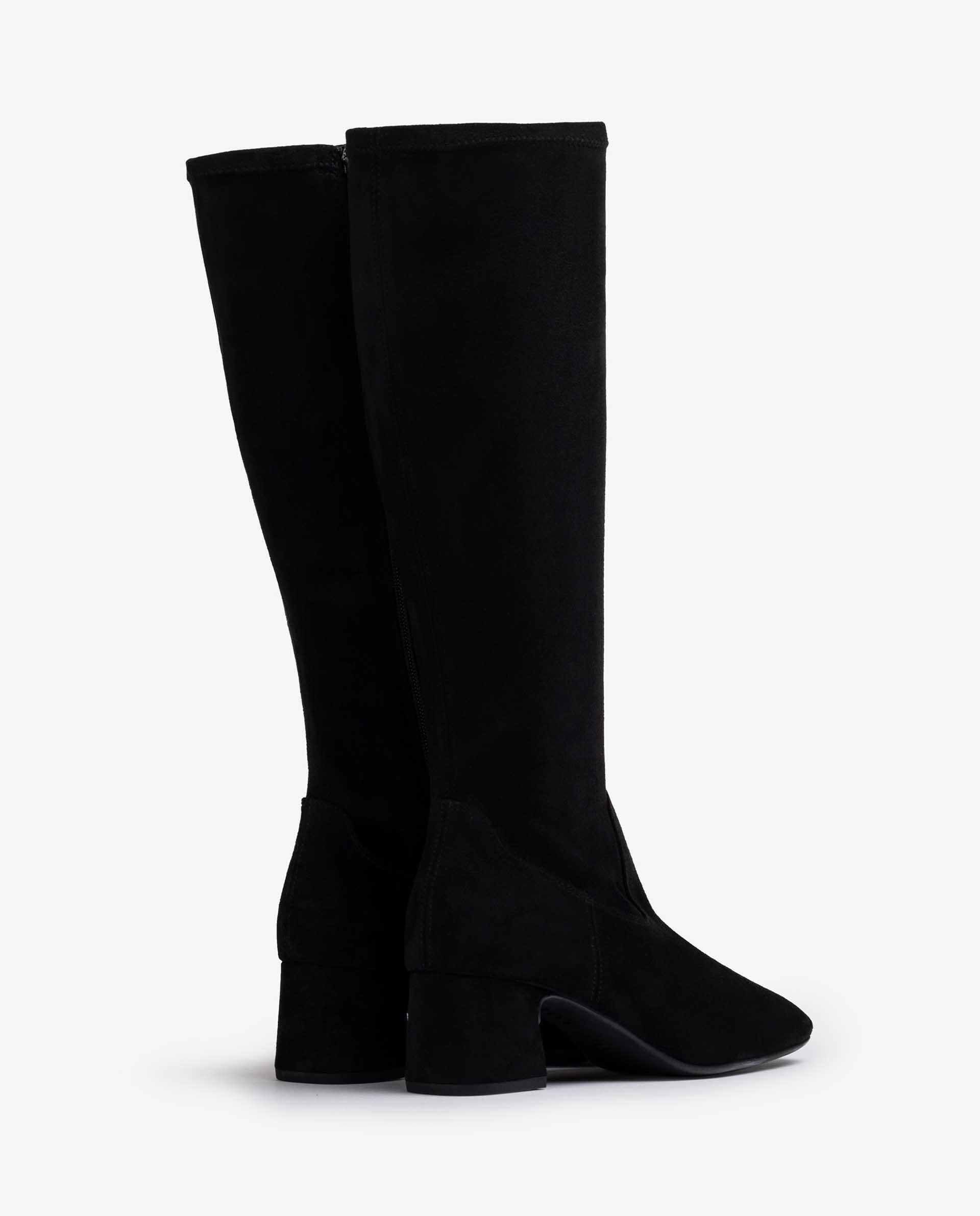 UNISA Stiefel mit Reißverschluss und elastischem Schaft MAGA_ST 5