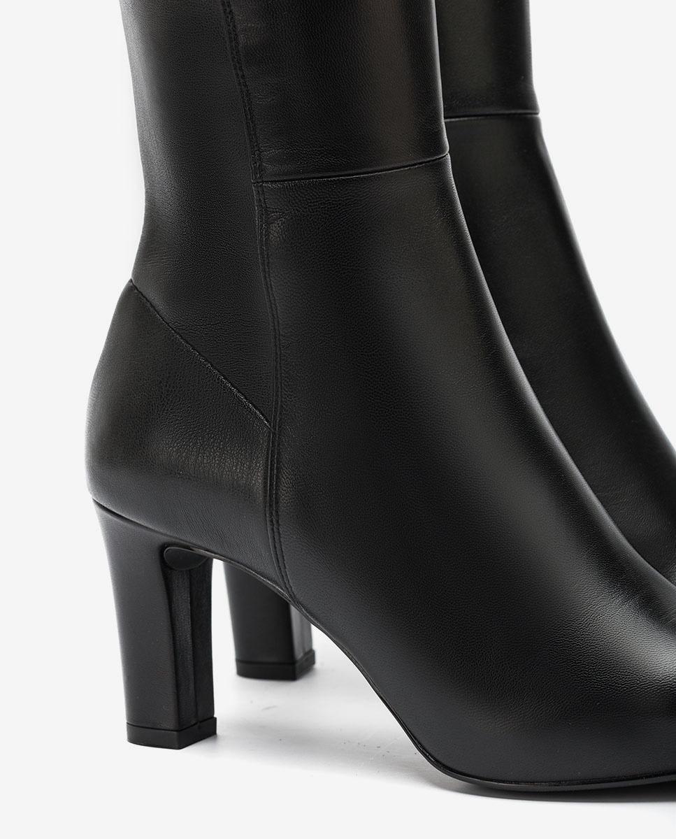 Unisa Stiefel NATALIE_F20_NA_STN black