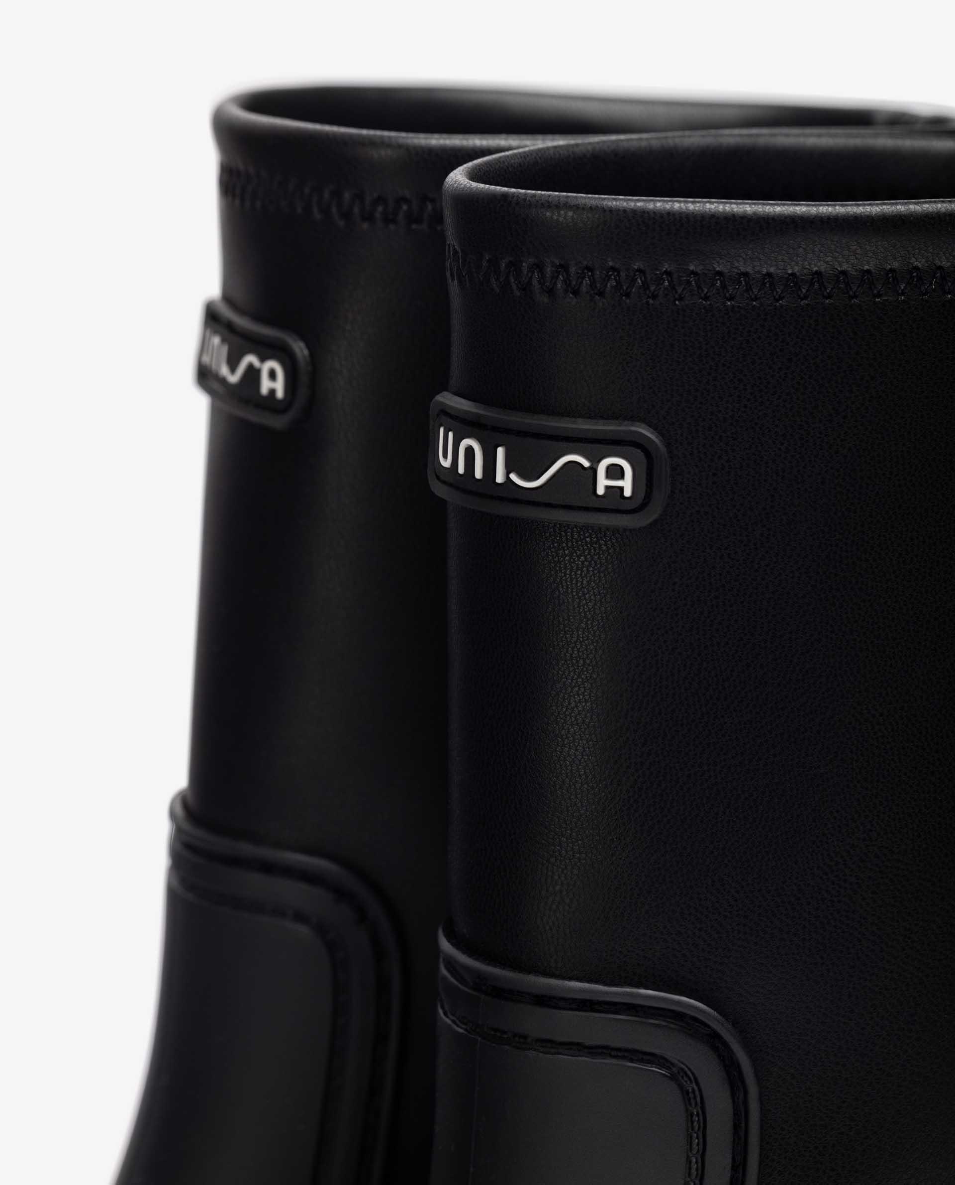 UNISA Gummistiefeletten mit elastischem Schaft ANTELLA_STB 5