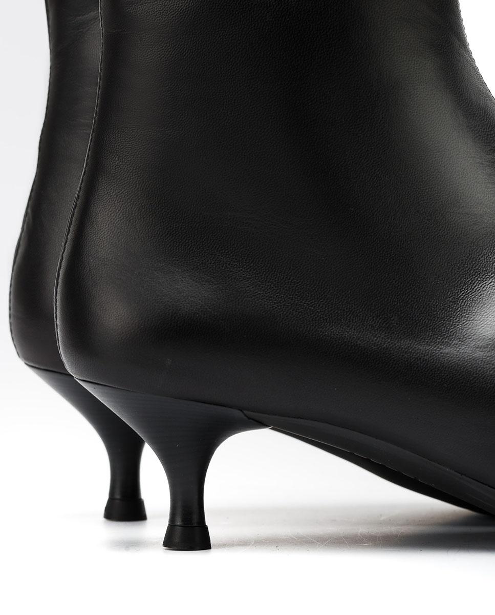 UNISA Spitze schwarze Stiefeletten JEISI_NA black 5
