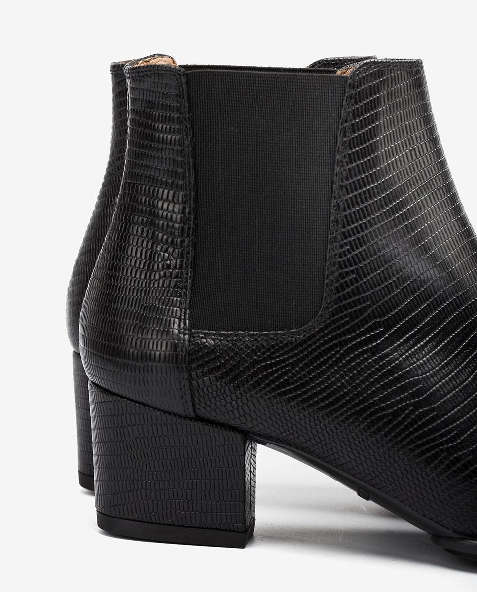 UNISA Schwarze Chelsea-Boots JUANIN_BTJ black 5