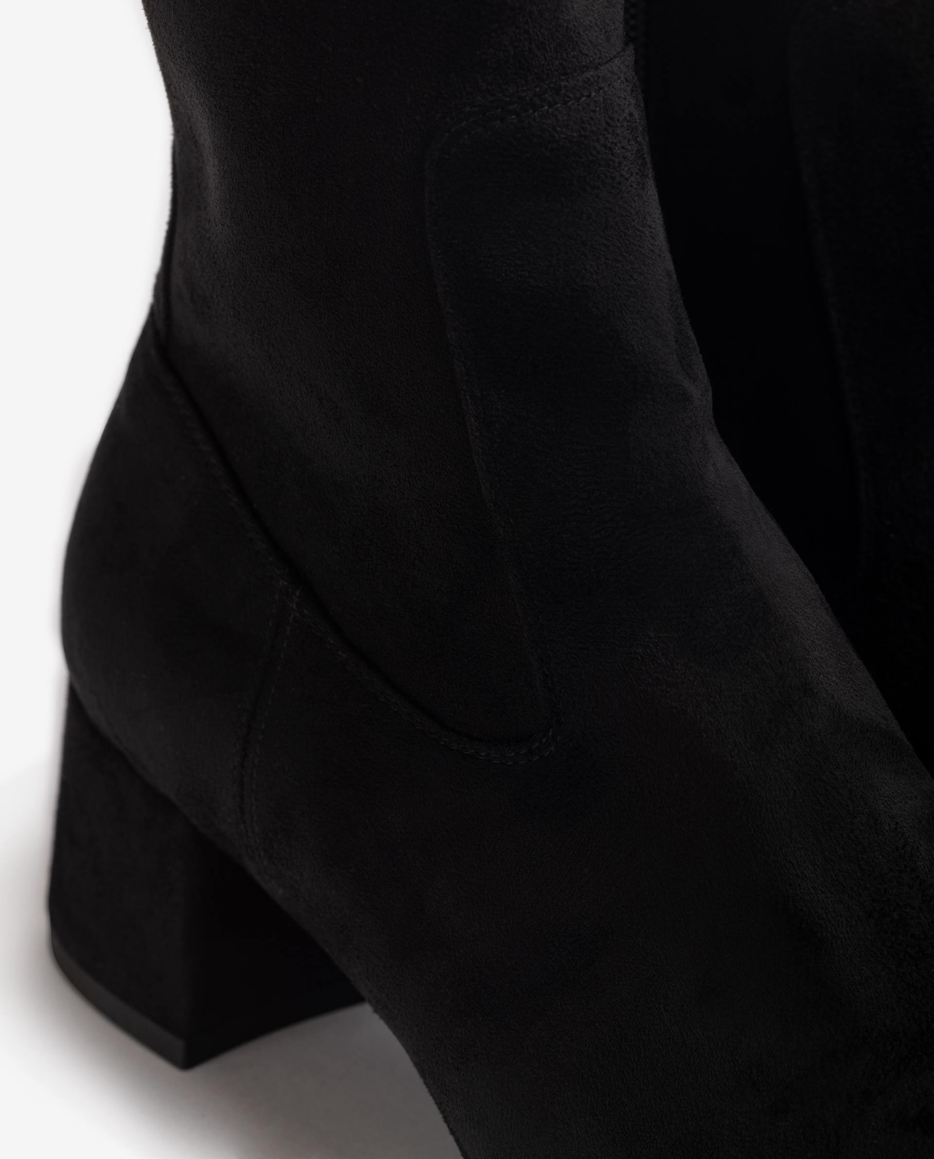 UNISA Elastische Stiefeletten mit Reißverschluss LAGUAR_ST 5