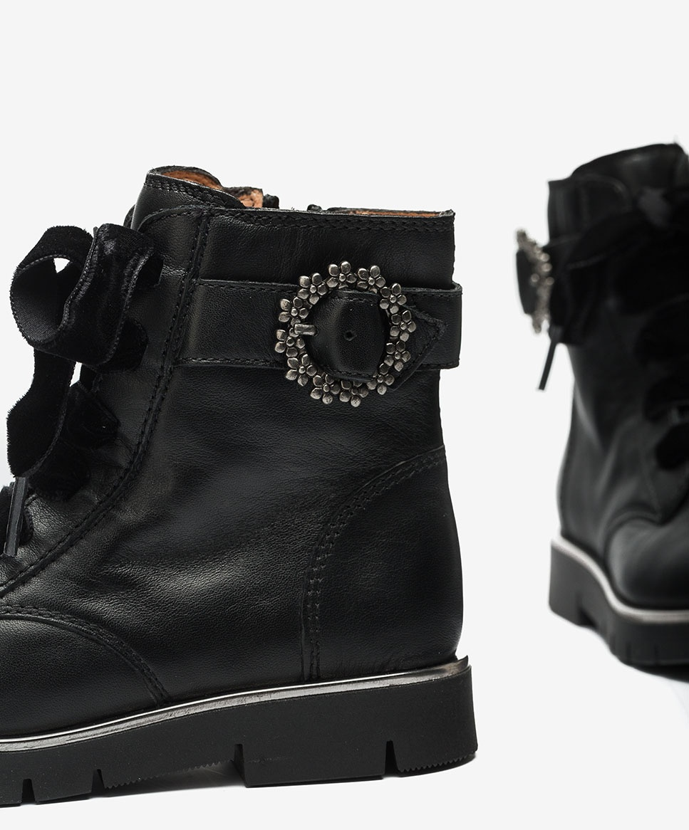 Unisa Stiefeletten LARUS_F20_CLF black