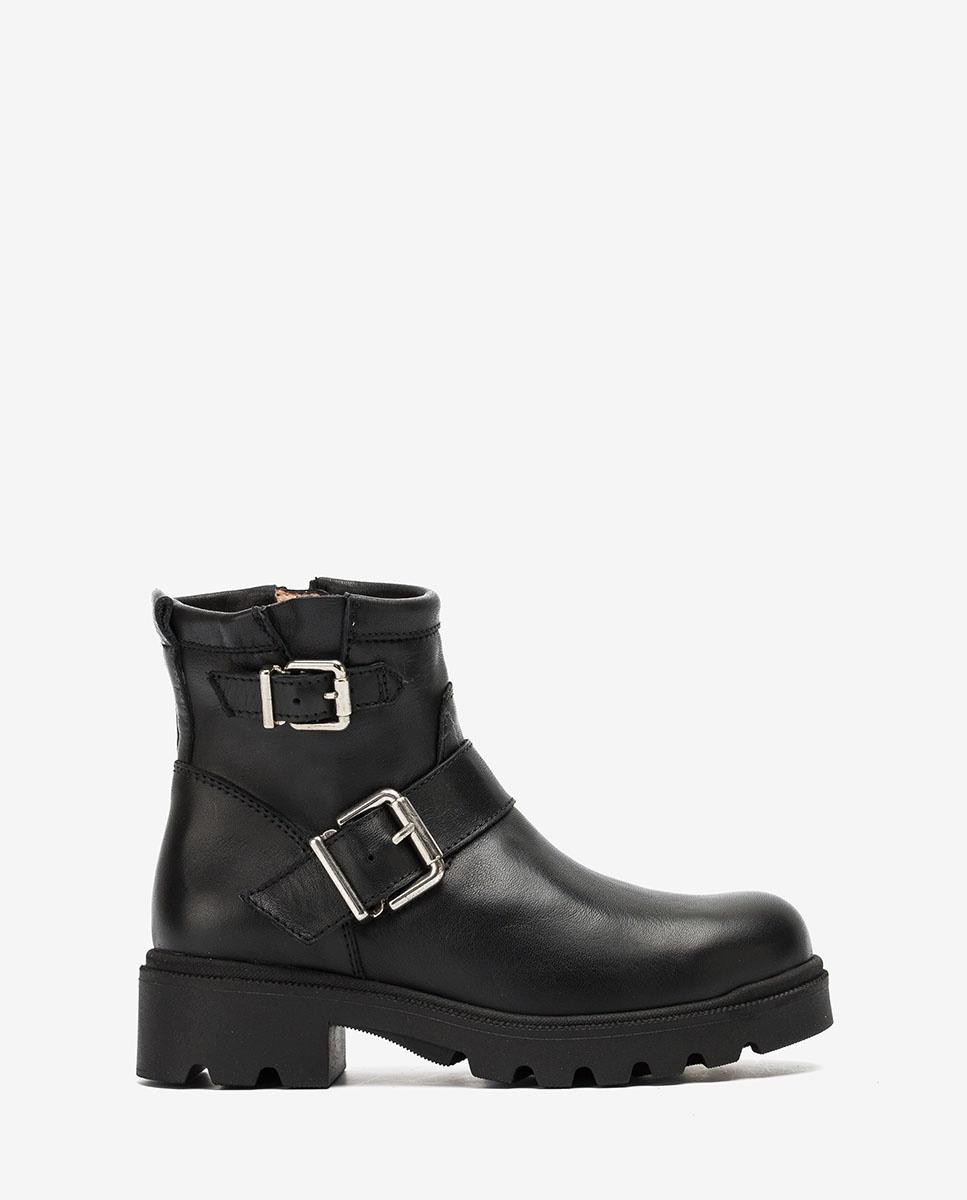 UNISA Motorrad Style Stiefel für Mädchen PEZABEL_F20_CLF black 5