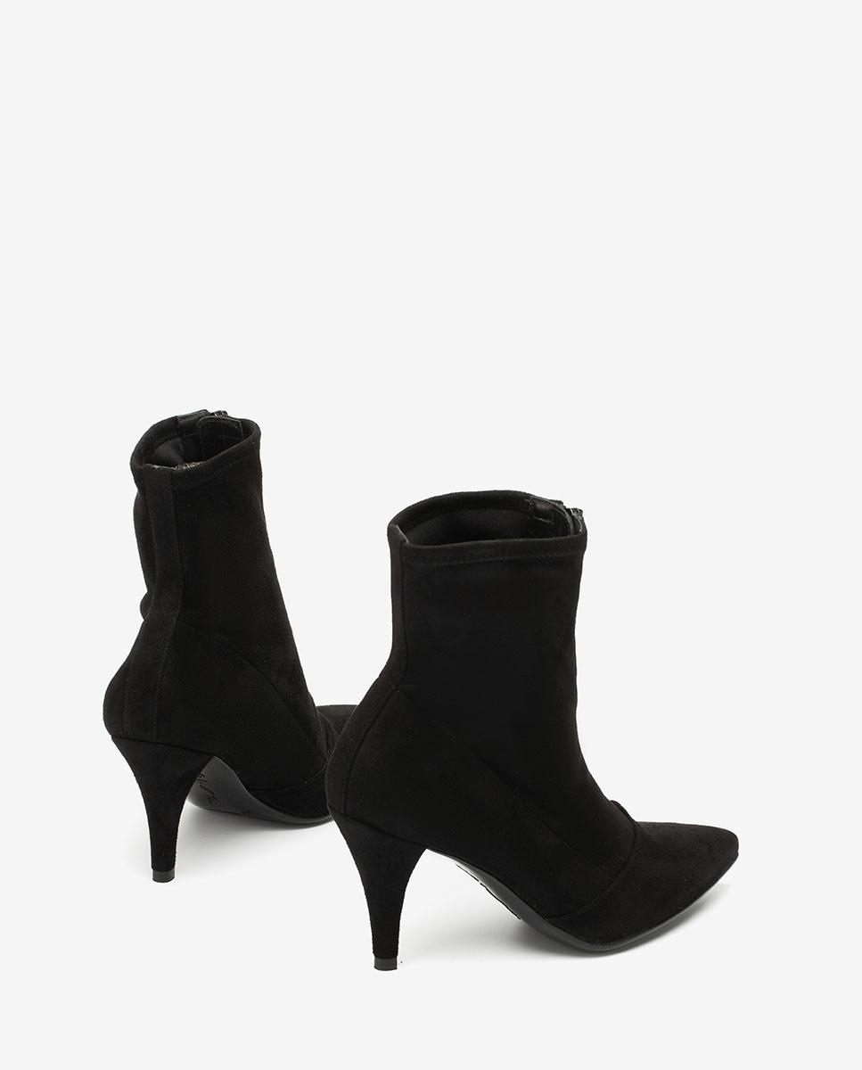 UNISA Schwarze elastische Stiefeletten TRILLO_STL black 5