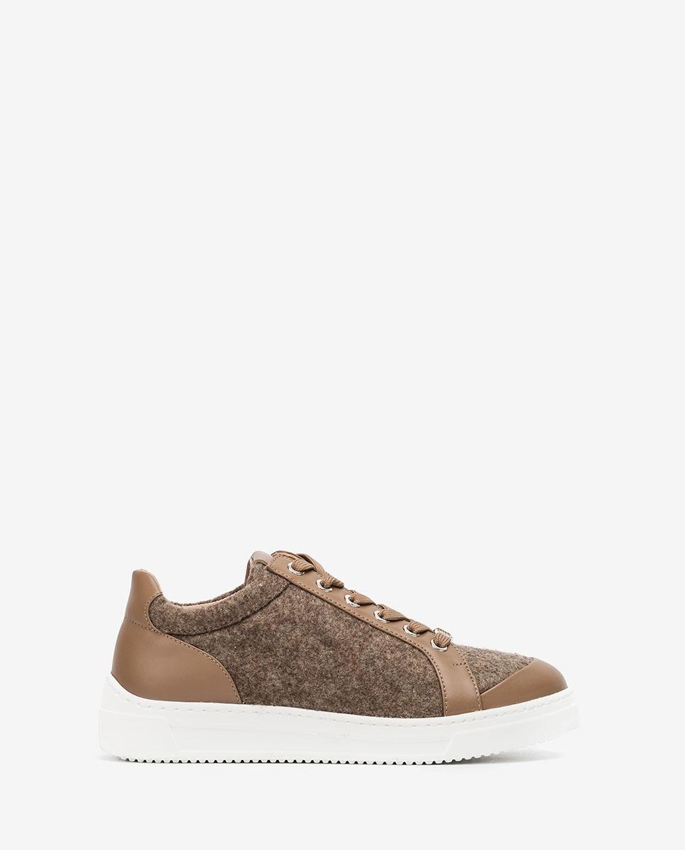 UNISA Sneaker Ecowool FAIFAX_EW_NF natu/seal 5