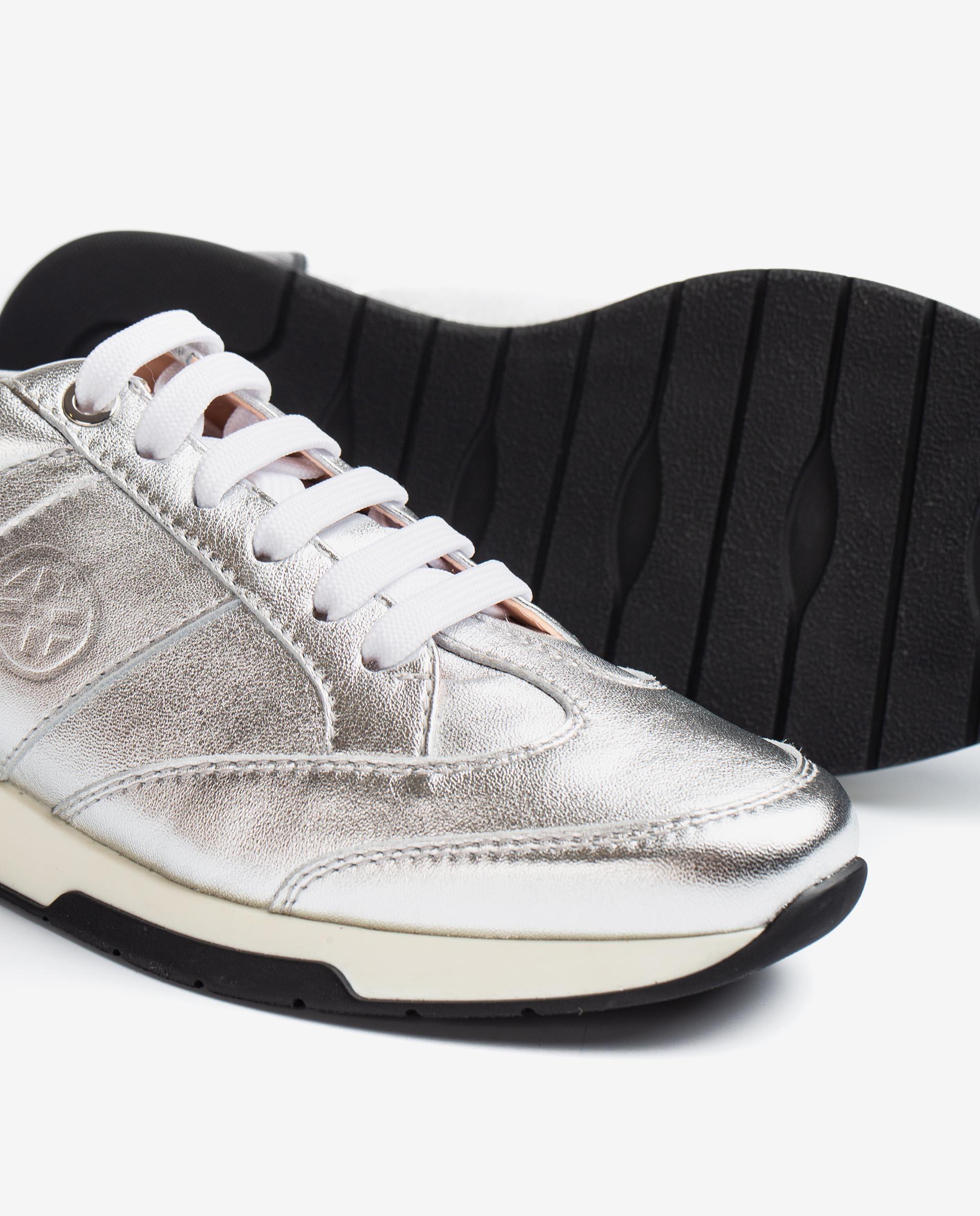 UNISA Ledersneaker mit Snake-Print FALCONI_21_LMT 5