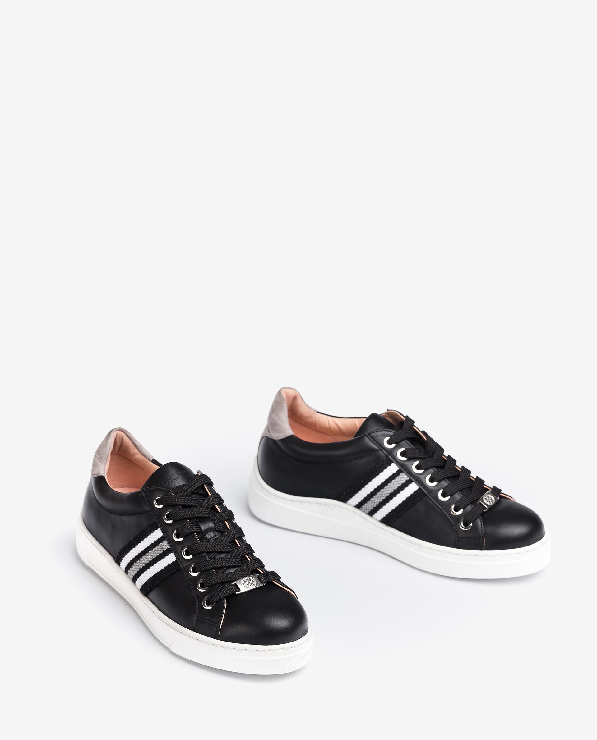 Unisa Sneakers FAROLA_21_NF BLK/SHADOW