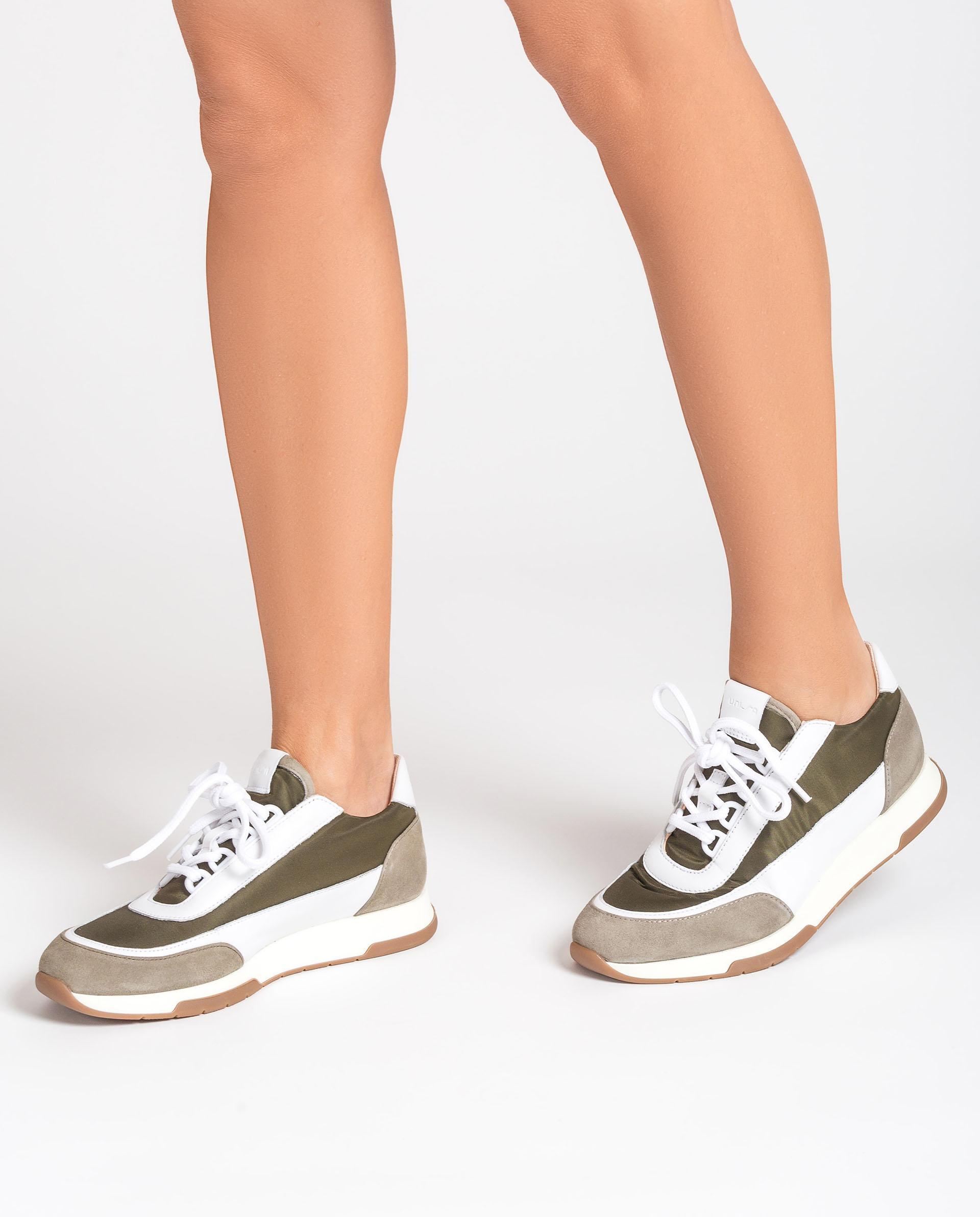 UNISA Sneaker in Materialmix FATI_21_MULTI 5