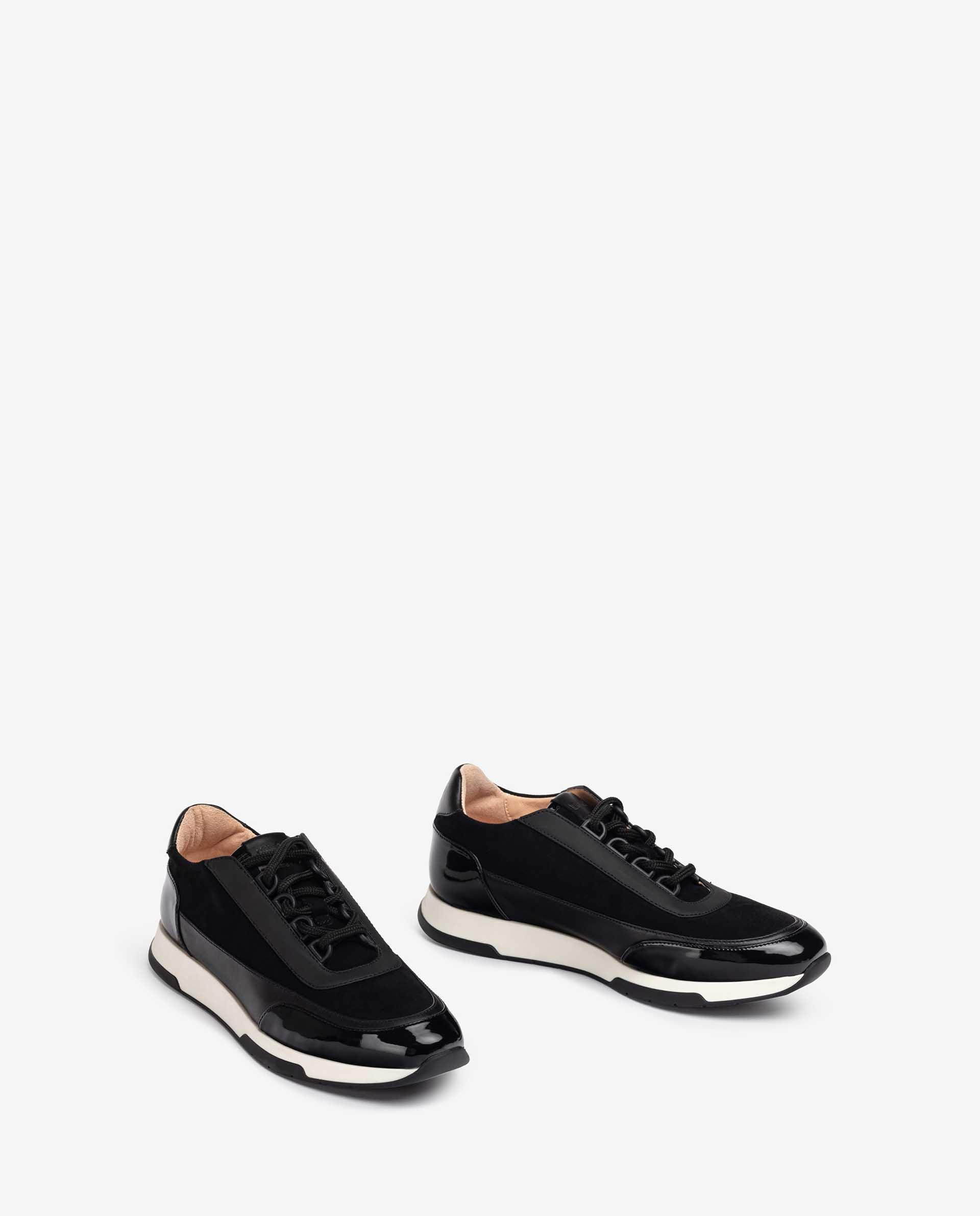 UNISA Wildleder-Sneaker mit Schnürbändern FATI_F21_KS 5