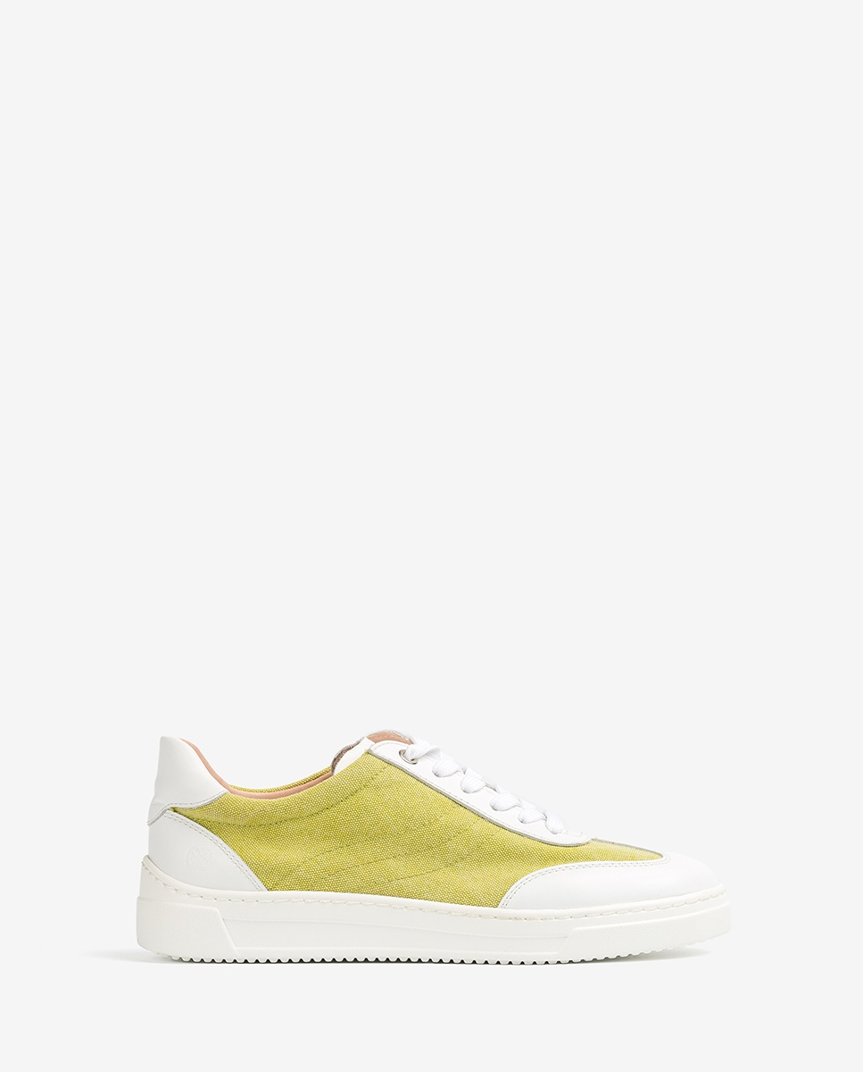UNISA Sneaker Ecolino FELISECO_NF_ECL white/lime 5