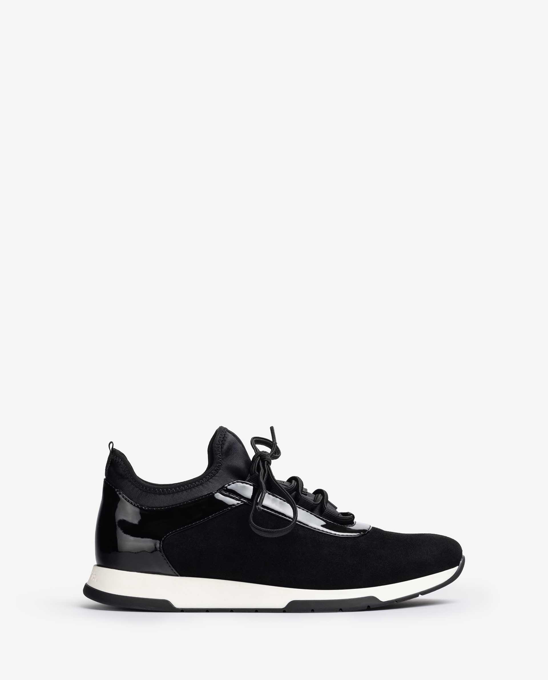 UNISA Wildleder-Sneaker mit Neopren-Socken FONTS_F21_KS 5
