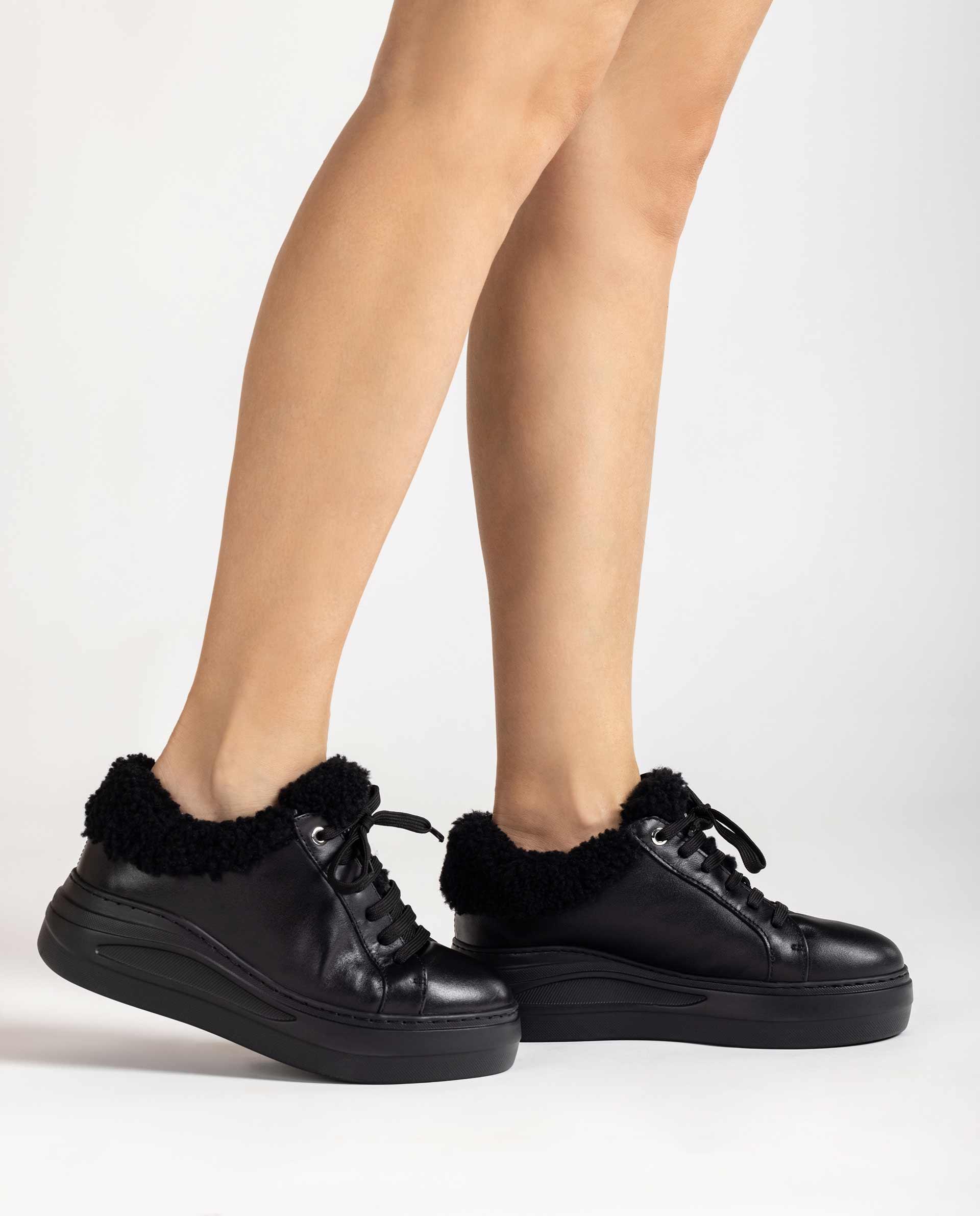 Unisa Sneakers FROPY_NF black