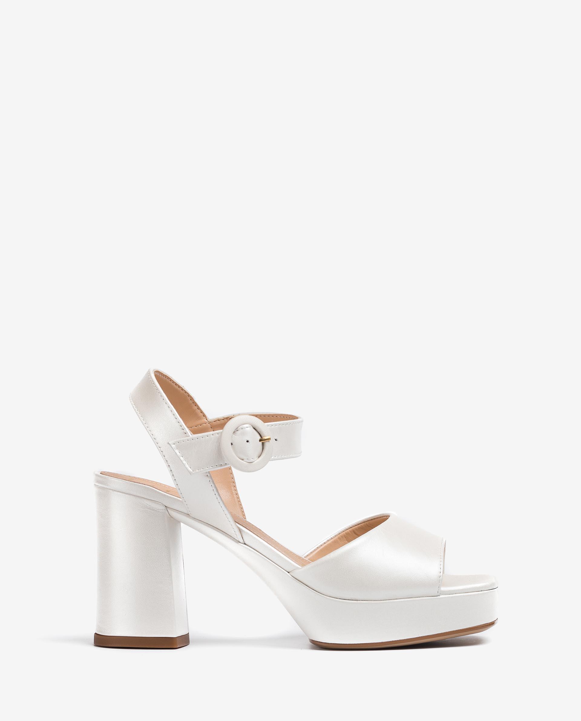 UNISA Bräutiche Sandalen mit Knöchelriemen ODRAN_NA_N 5
