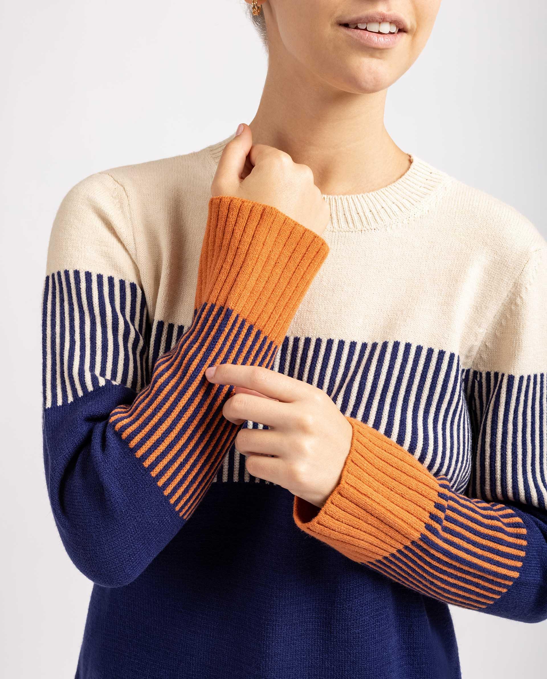 UNISA Pullover mit rundem  Halsausschnitt R_MACAEL 5