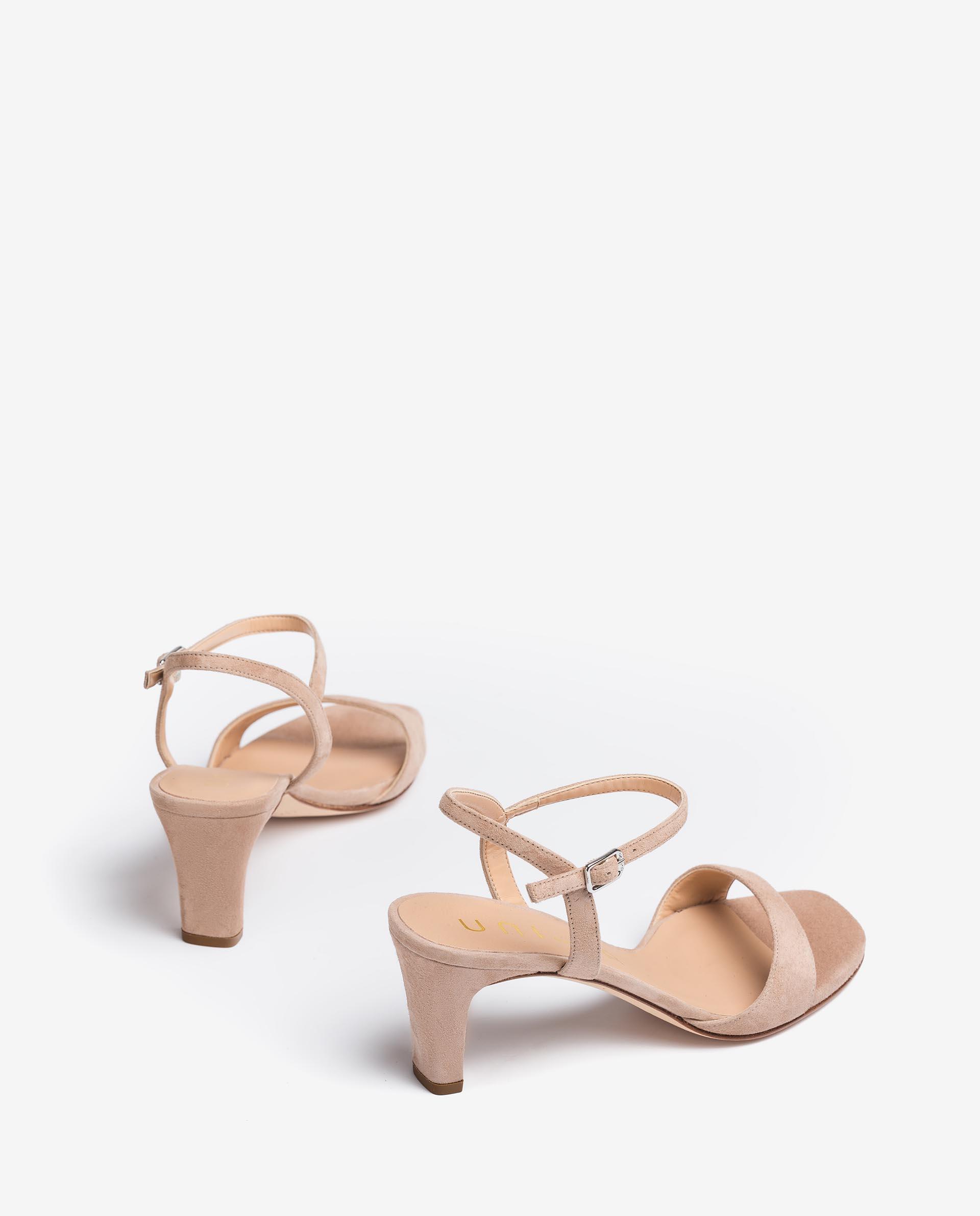 UNISA Sandaletten mit mäßigem Absatz MECHI_21_KS 5