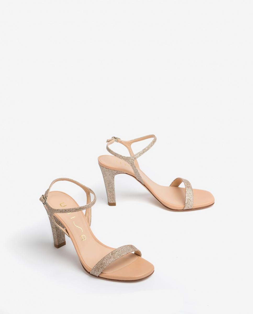 UNISA Sandalen mit kontrastierendem Absatz SAMUEL_EV_NA mumm 5
