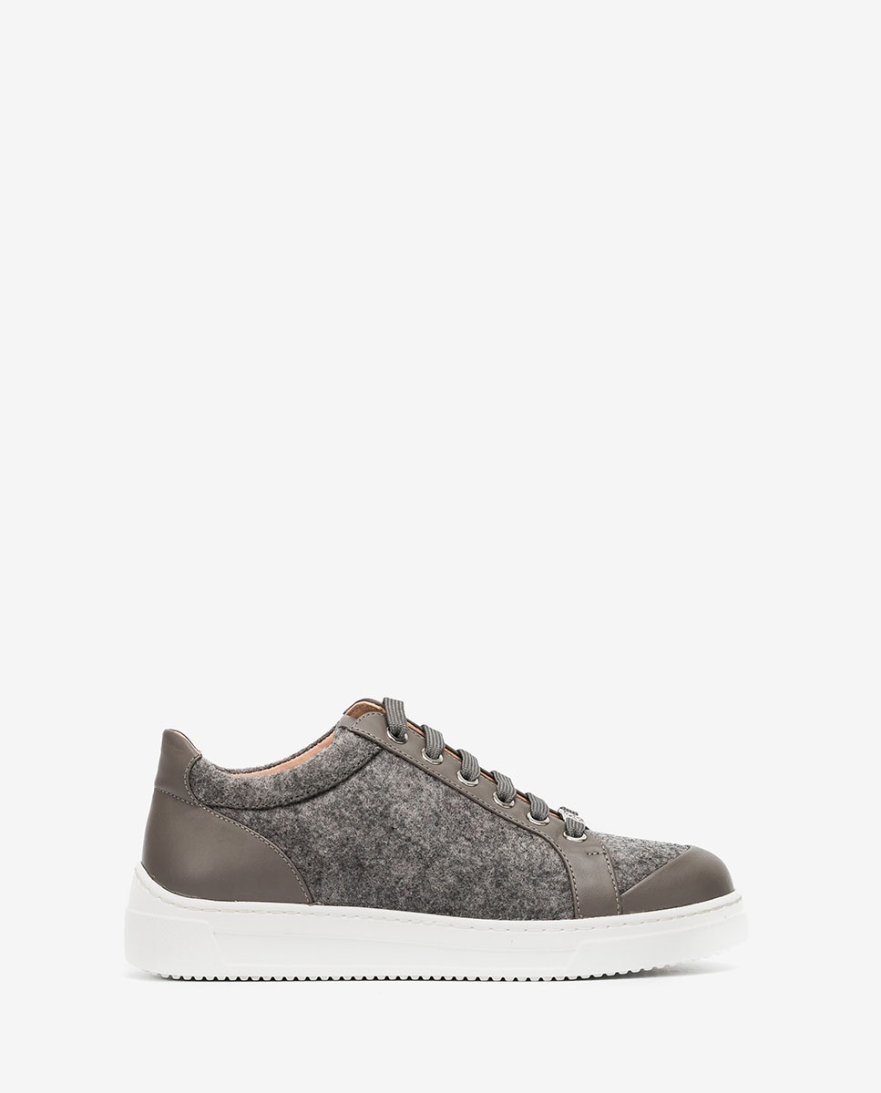 UNISA Sneaker Ecowool FAIFAX_EW_NF grigio 5