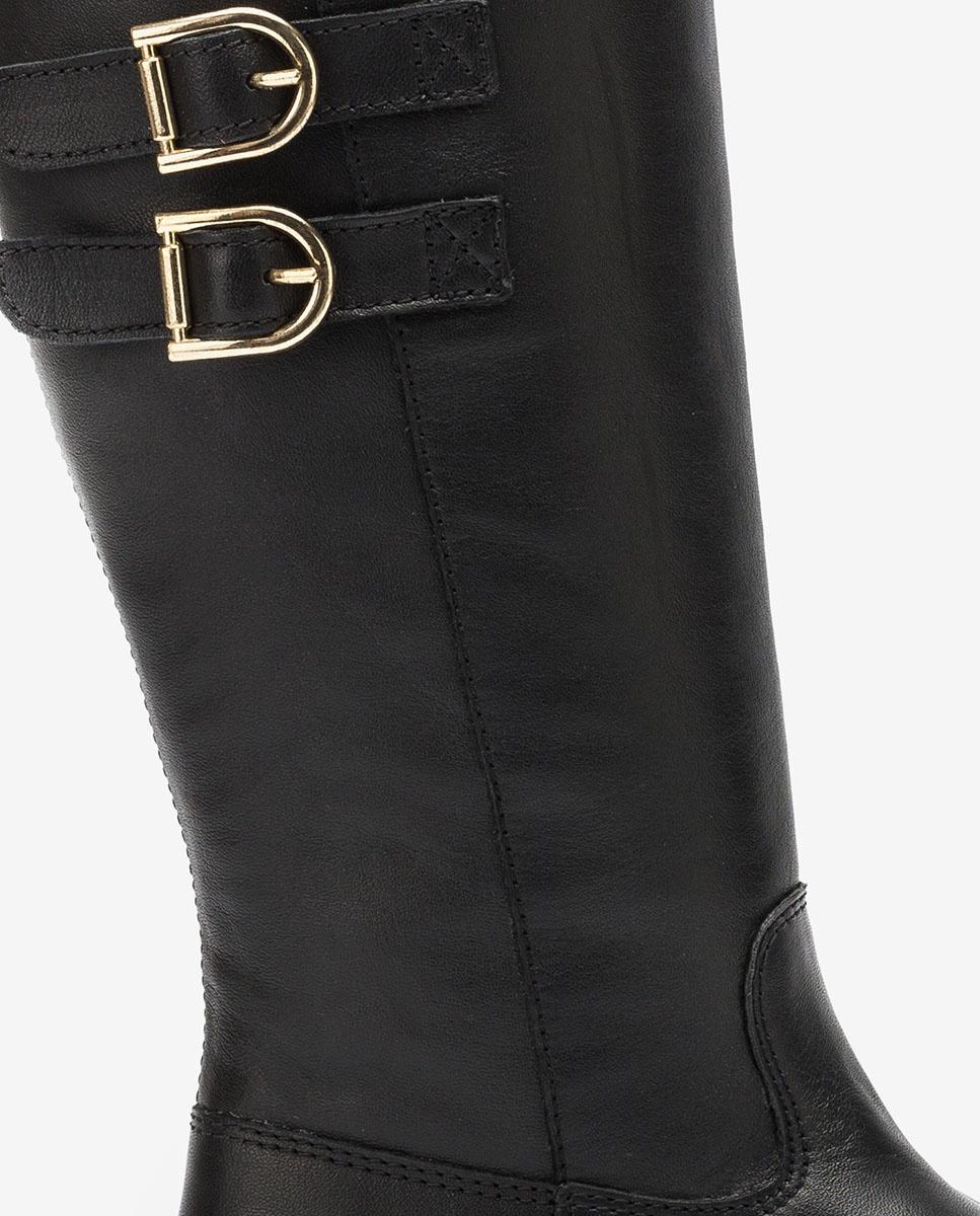 Unisa Boots OBA_F20_CLF black