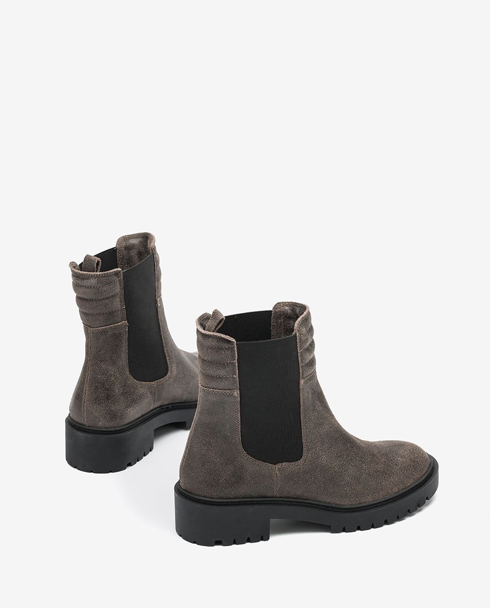 UNISA Biker-Boots im Chelsea-Stil GREEK_AV rhino 5