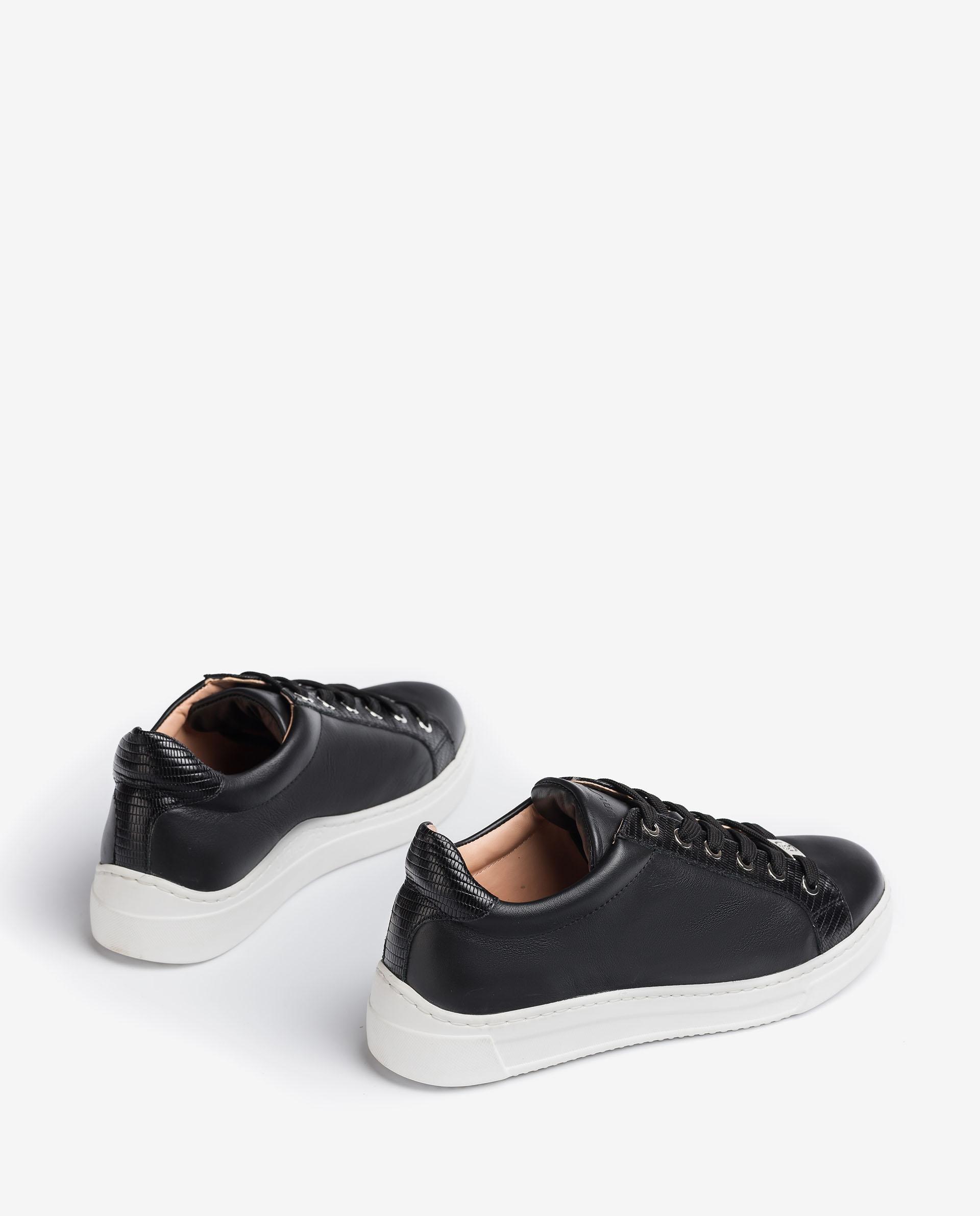 UNISA Leder-Sneaker mit Kontrasten FRANCI_21_NF_BTJ 5