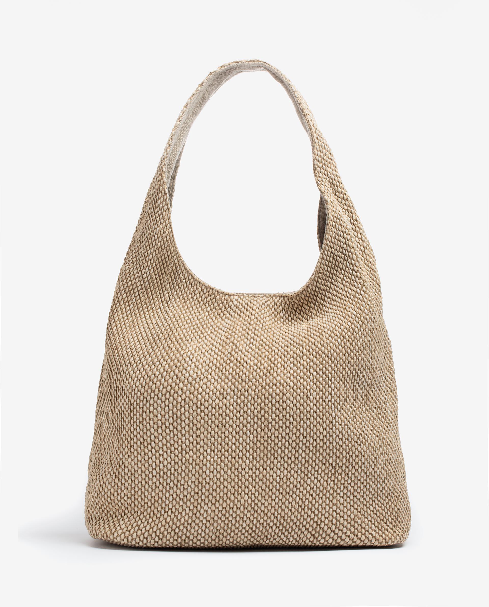 UNISA Hobo Bag aus Raffiabast ZISLOTE_21_ROP 5
