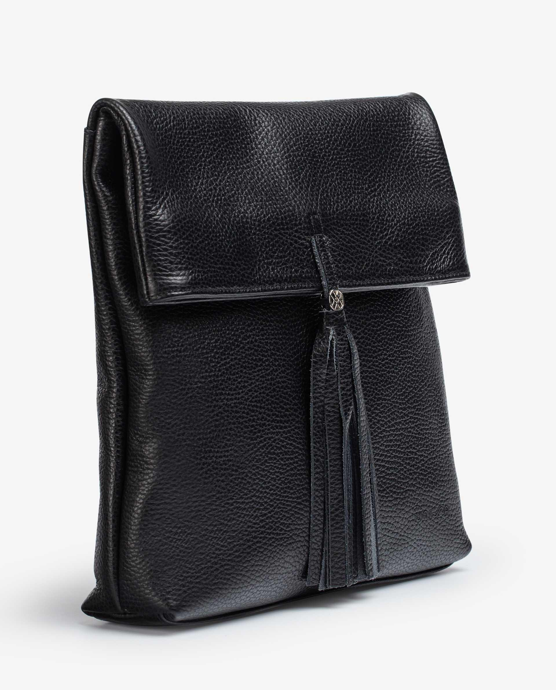 UNISA Handtasche zum Umklappen aus Leder ZKALIKA_MM 5
