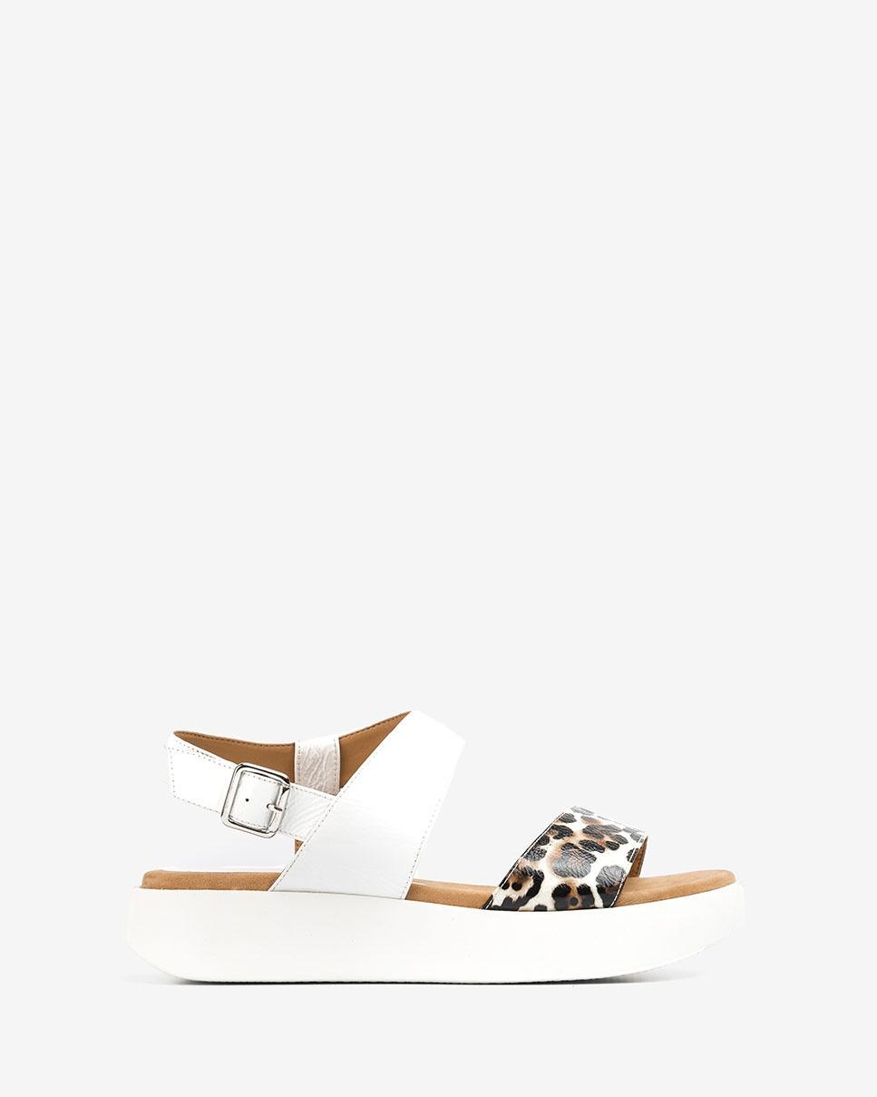 UNISA Sportliche Sandalen mit Kontrasten BIMAX_LP_PAC ivory 5