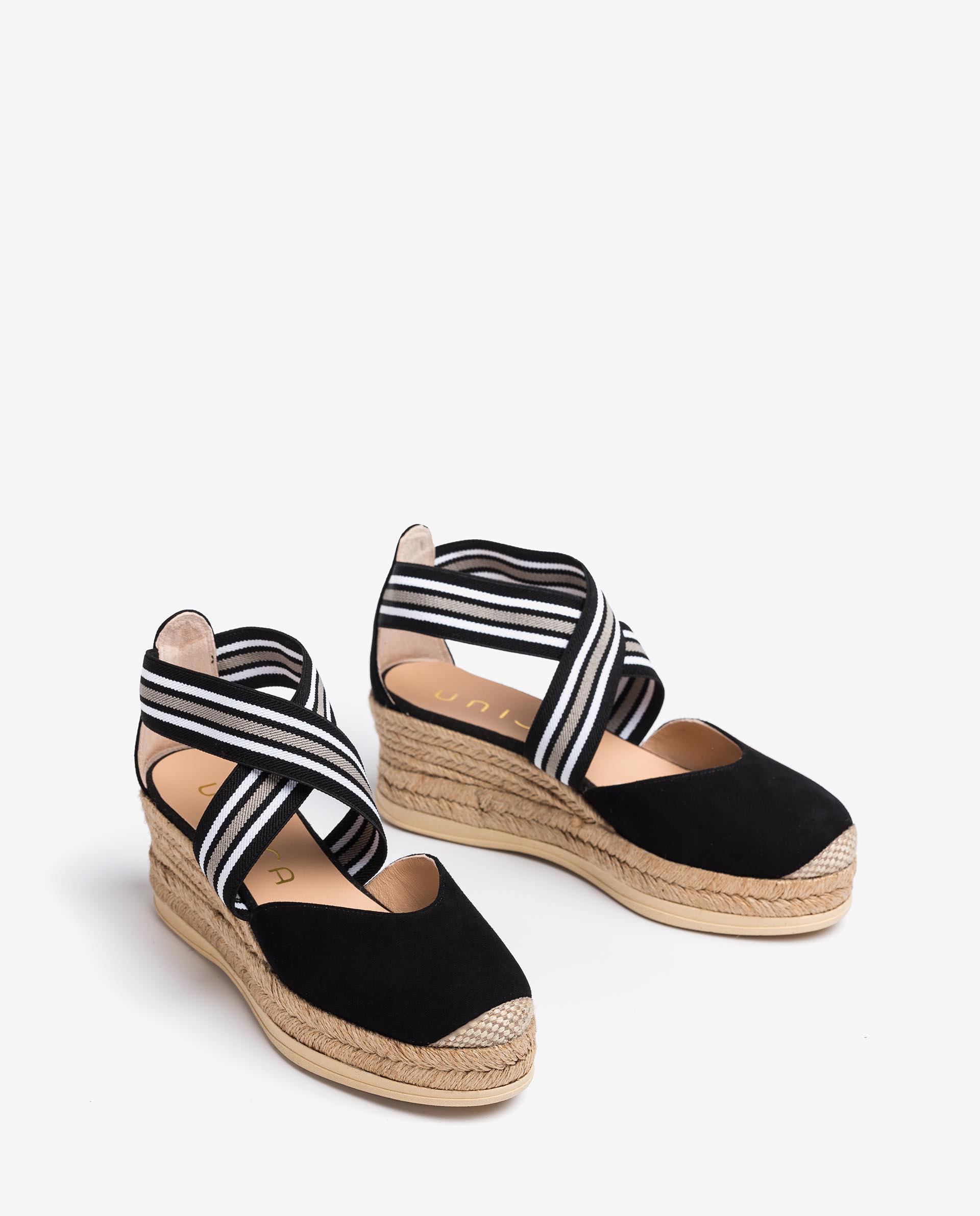 UNISA Sandalen mit elastischen Bändern CIRATE_KS 5