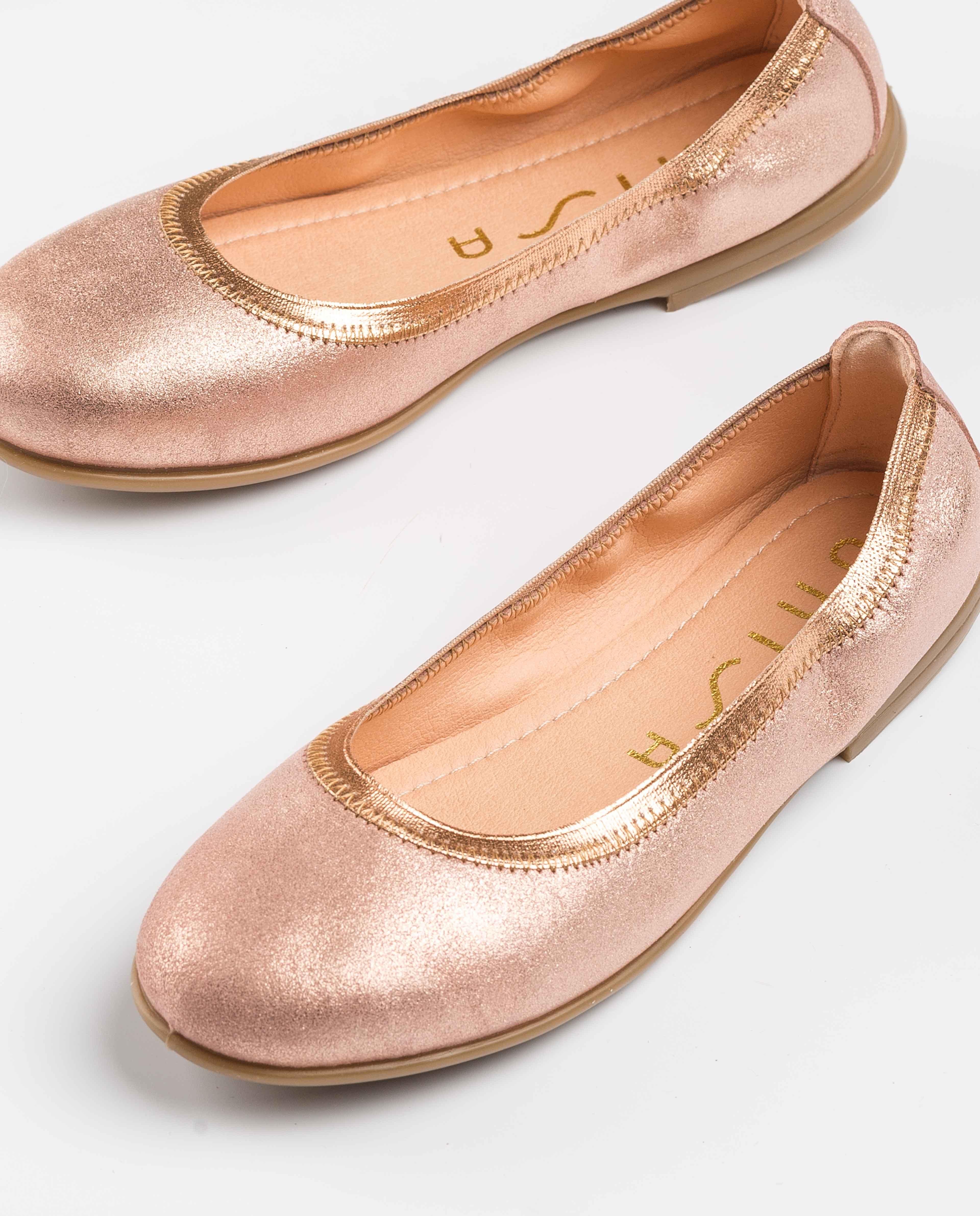 UNISA Ballerinas mit Metallic-Effekt SABRINA_20_MTS ballet 5