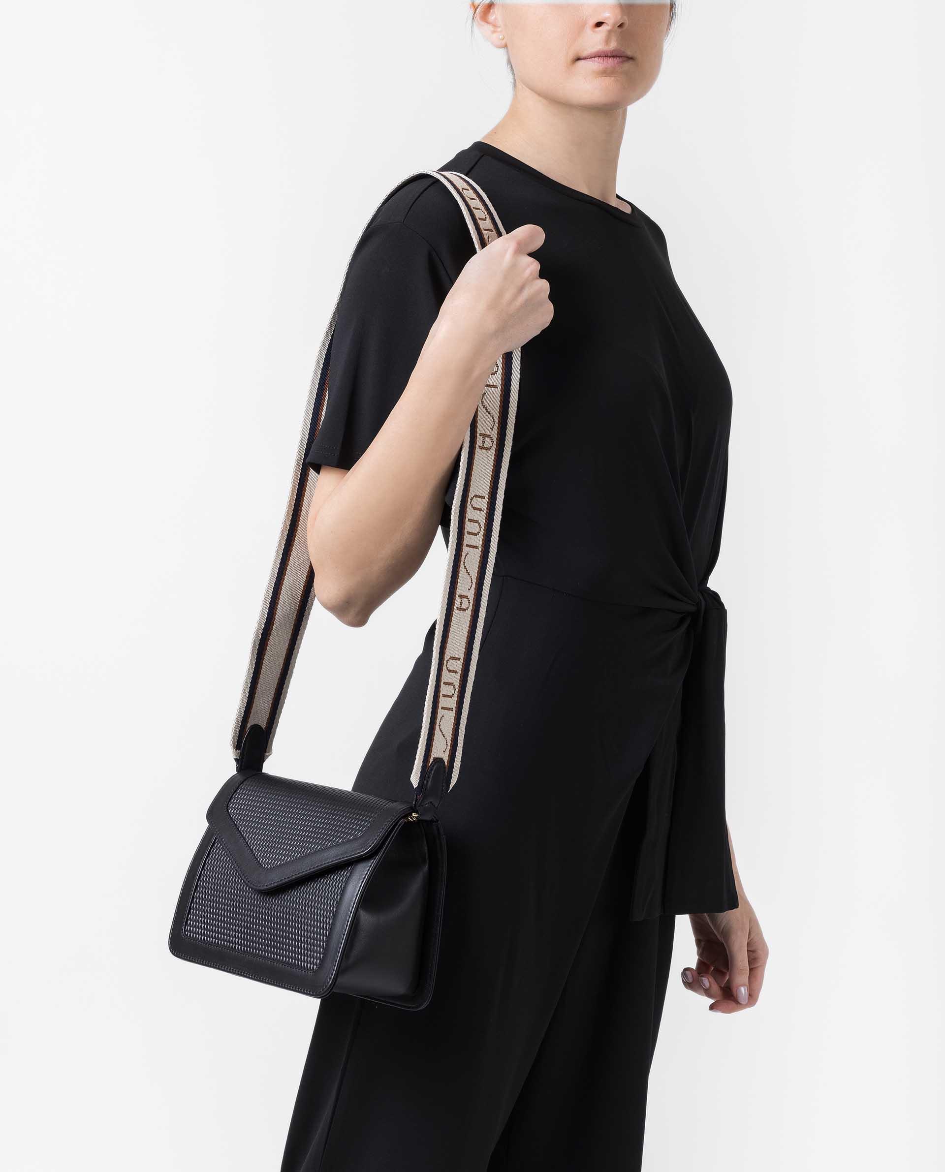 UNISA Handtasche im Kofferstil ZELODI_NT 5