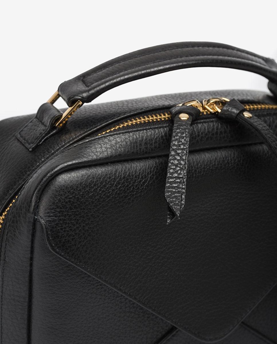 UNISA Kleine Handtasche in Umschlagform ZETICO_MM black 5