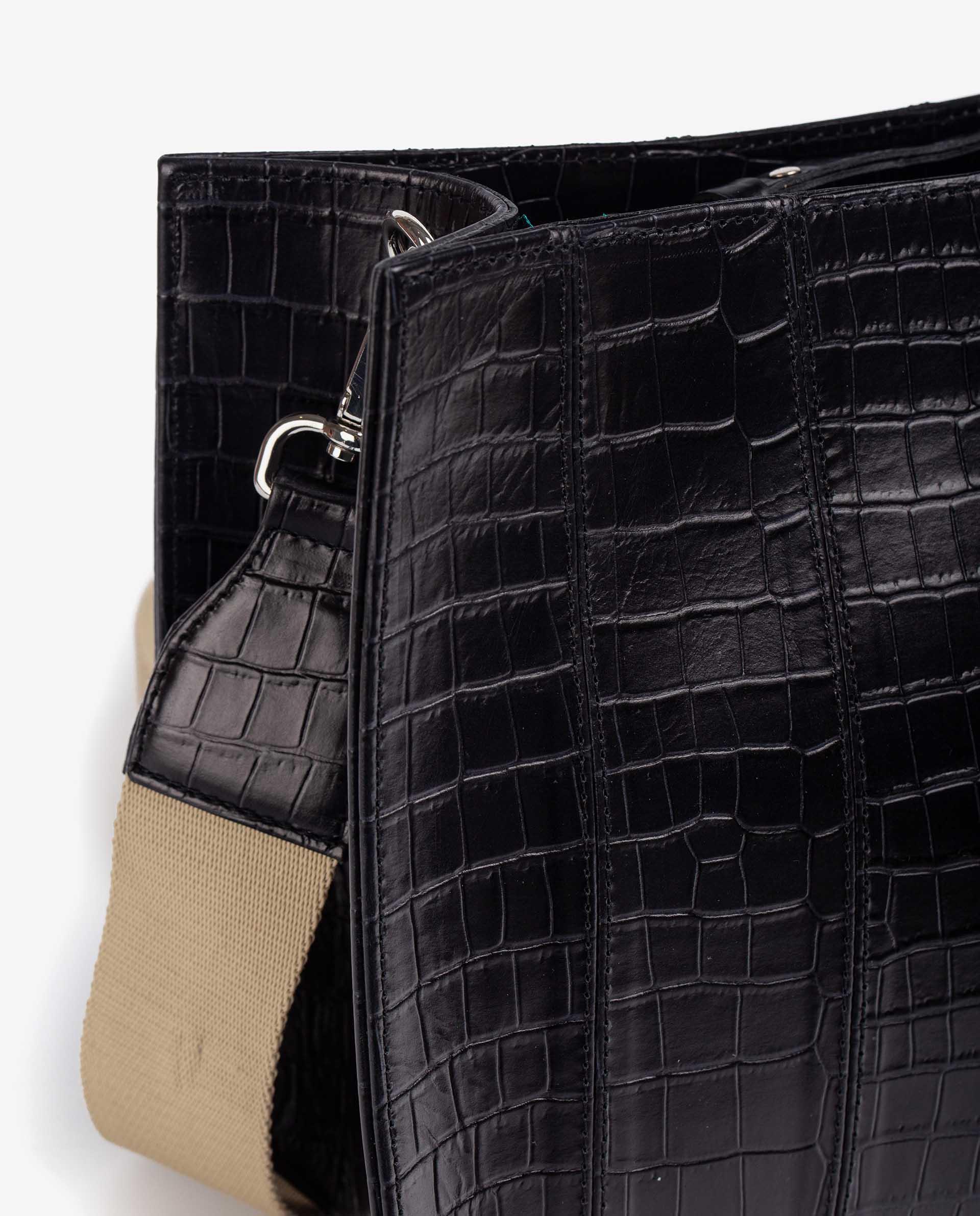 UNISA Quadratische Handtasche ZKAIA_LAU 5