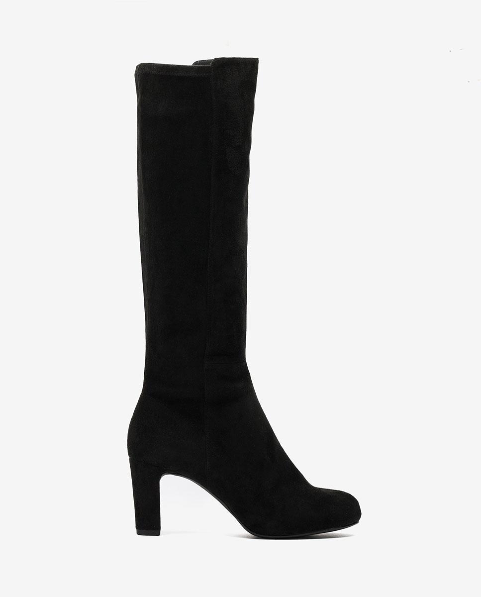 Unisa Stiefel NATALIE_F20_ST black