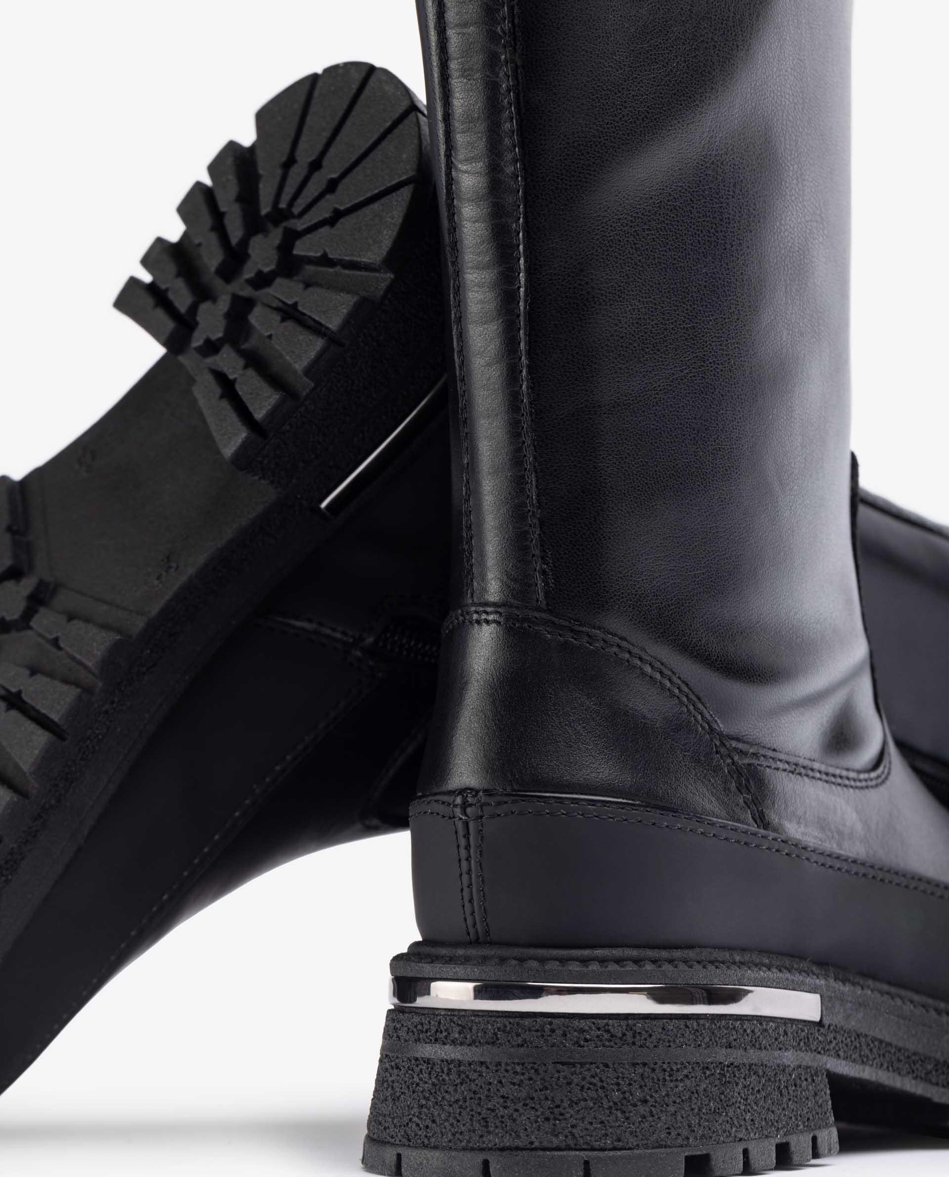 Unisa Boots SOFIA_NF_STB black