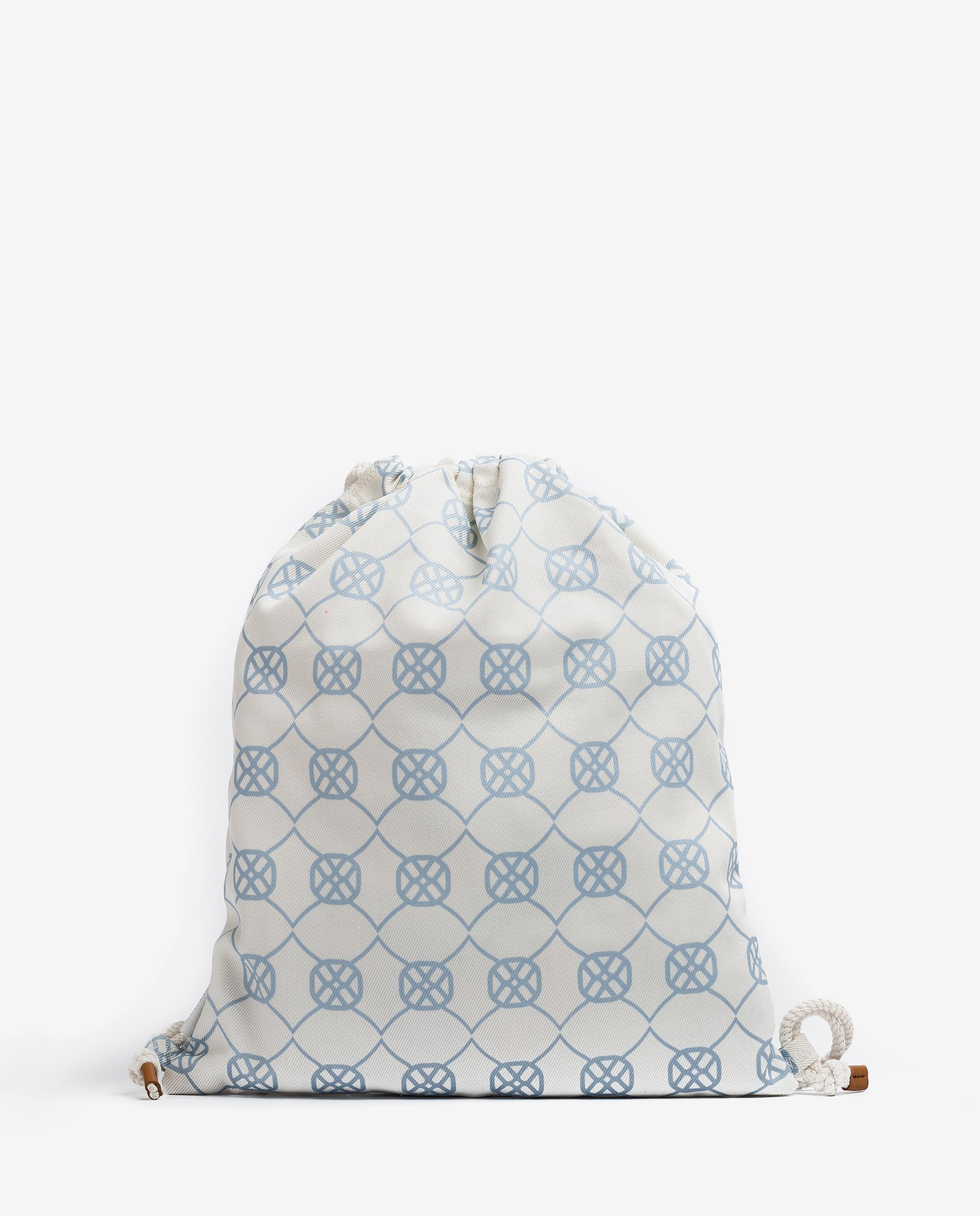 UNISA Washable back-pack with cord closure ZWENDOLIN_EXW 2