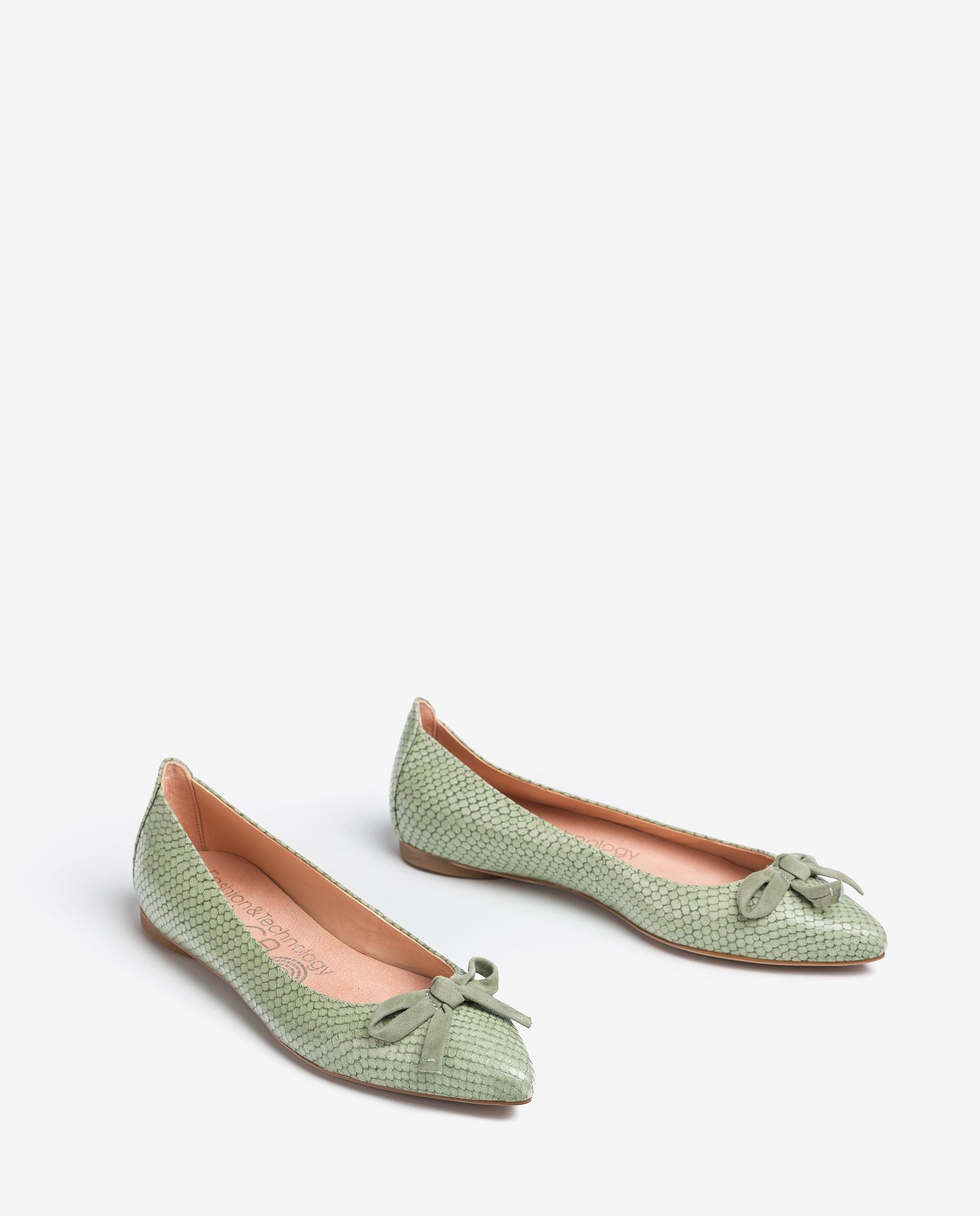 UNISA Pointy toe ballerinas ABENO_21_NEF 2