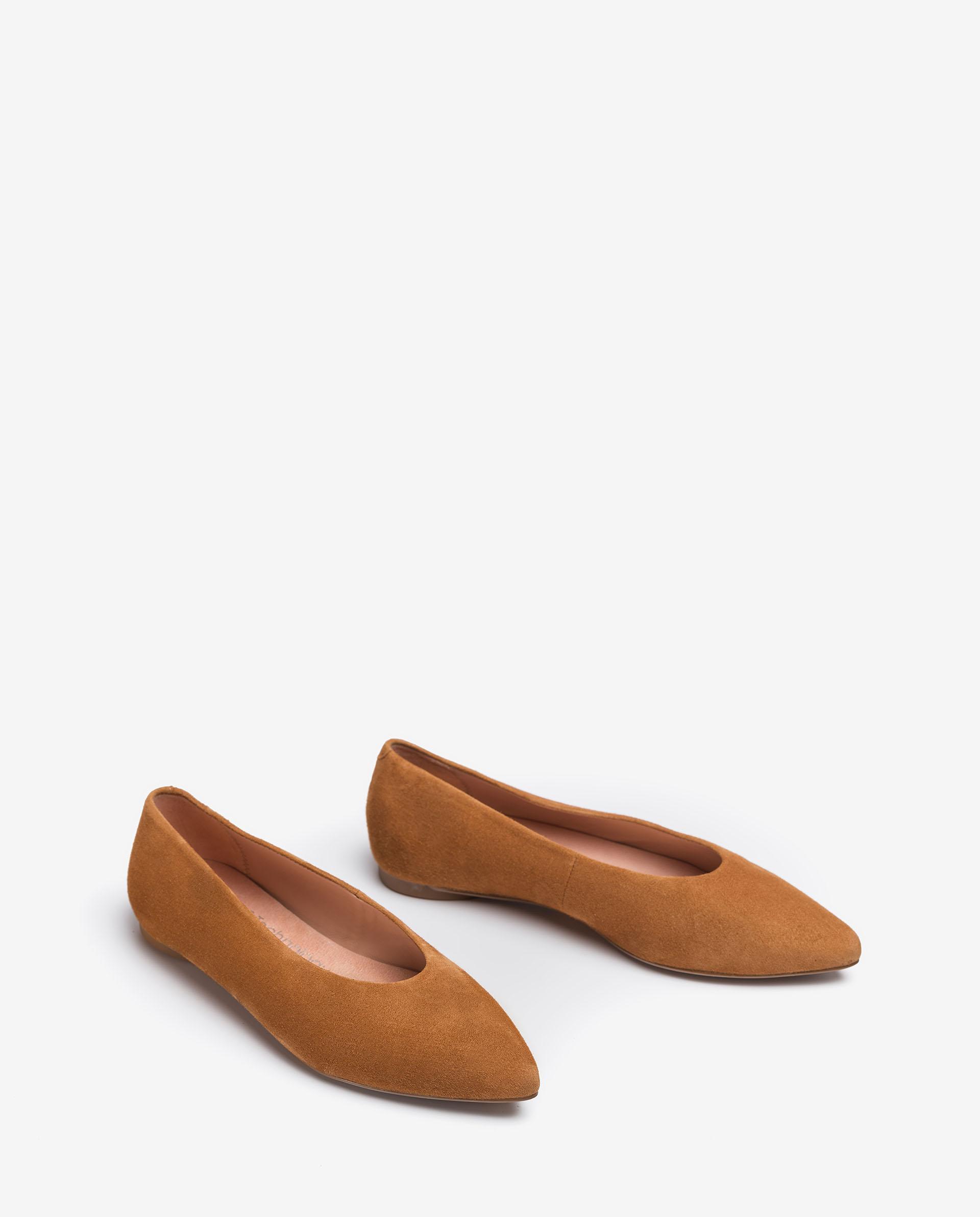 UNISA Flat pointy toe ballerinas ADANE_KS 2